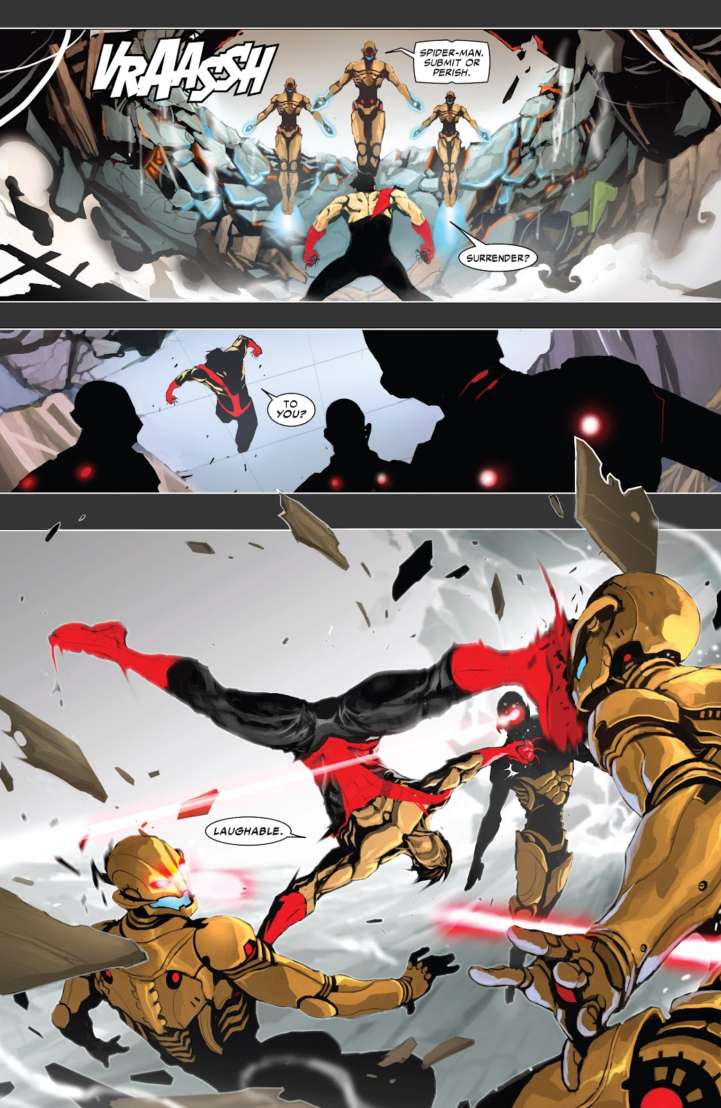 Read online Age of Ultron Companion comic -  Issue # TPB (Part 1) - 79