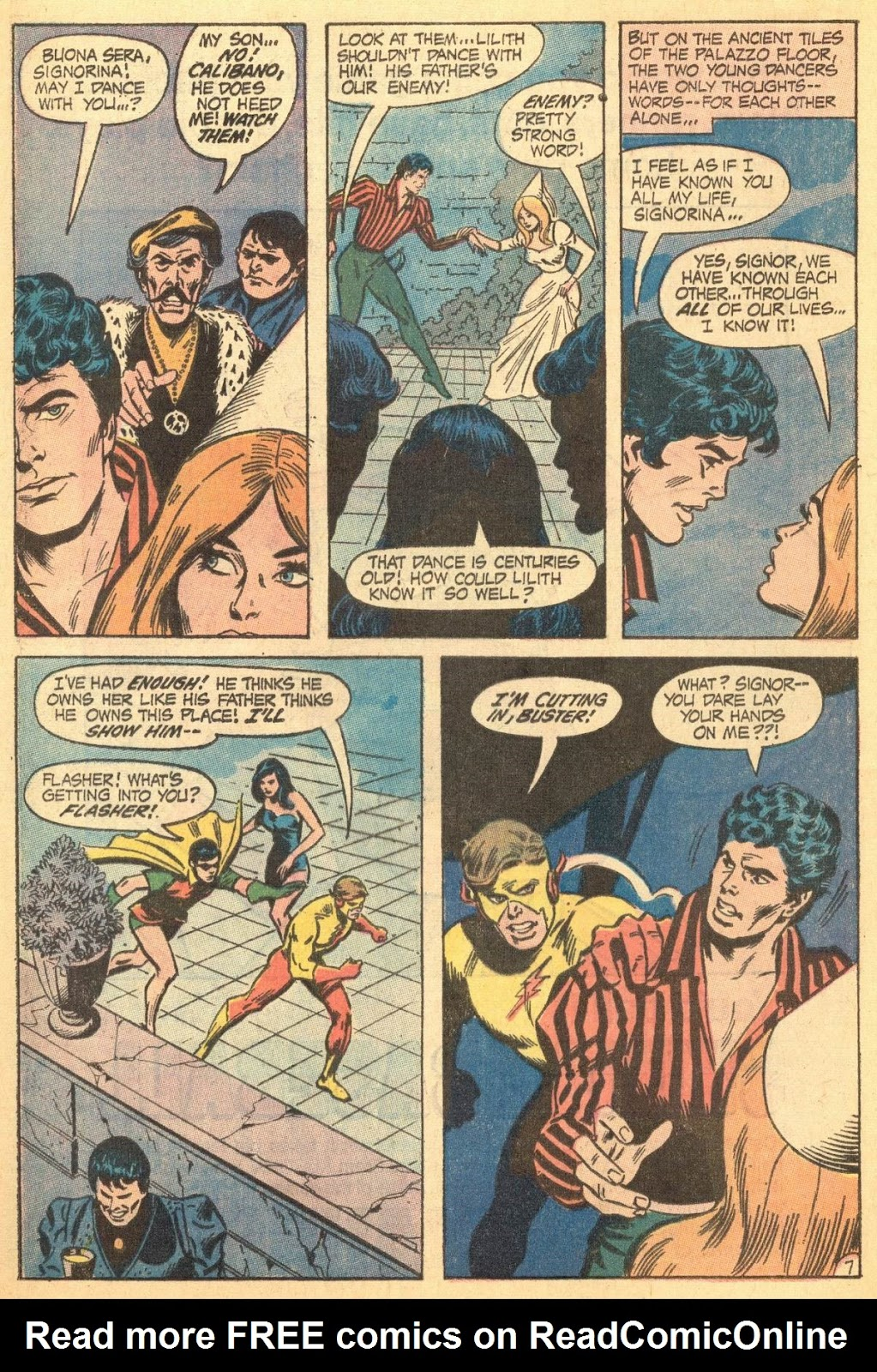 Teen Titans (1966) issue 35 - Page 10