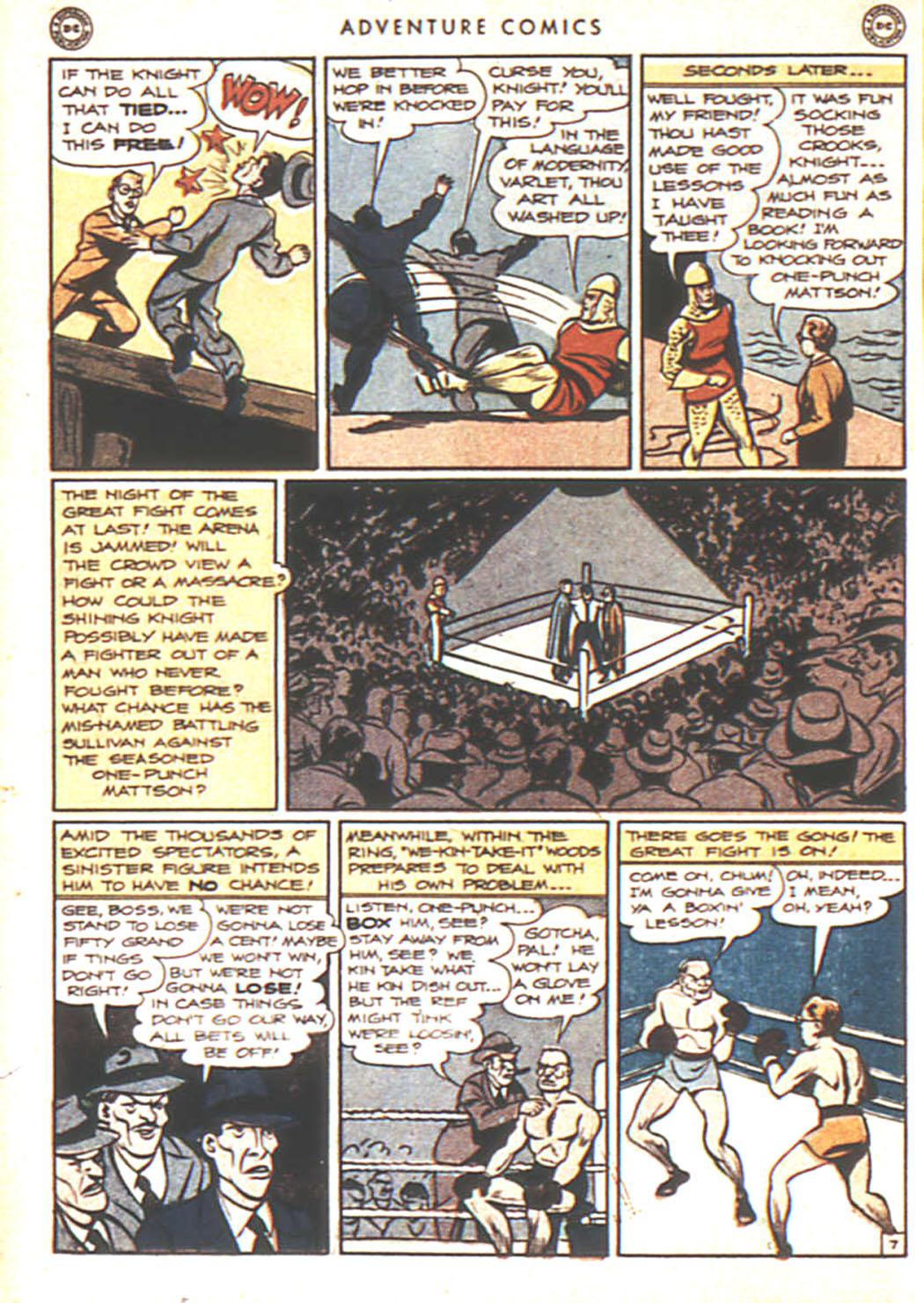 Read online Adventure Comics (1938) comic -  Issue #92 - 24