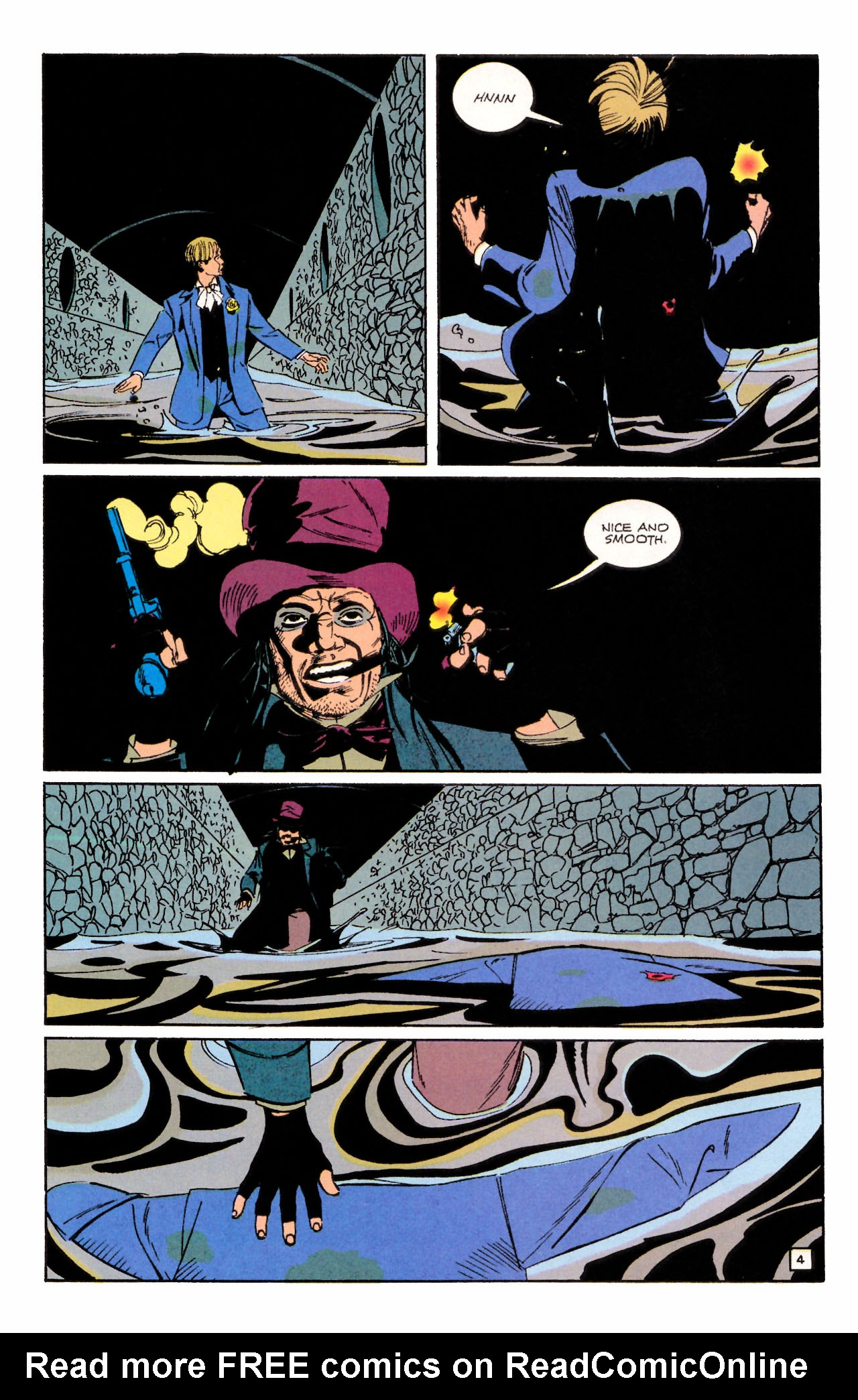 Read online Sebastian O comic -  Issue #2 - 6