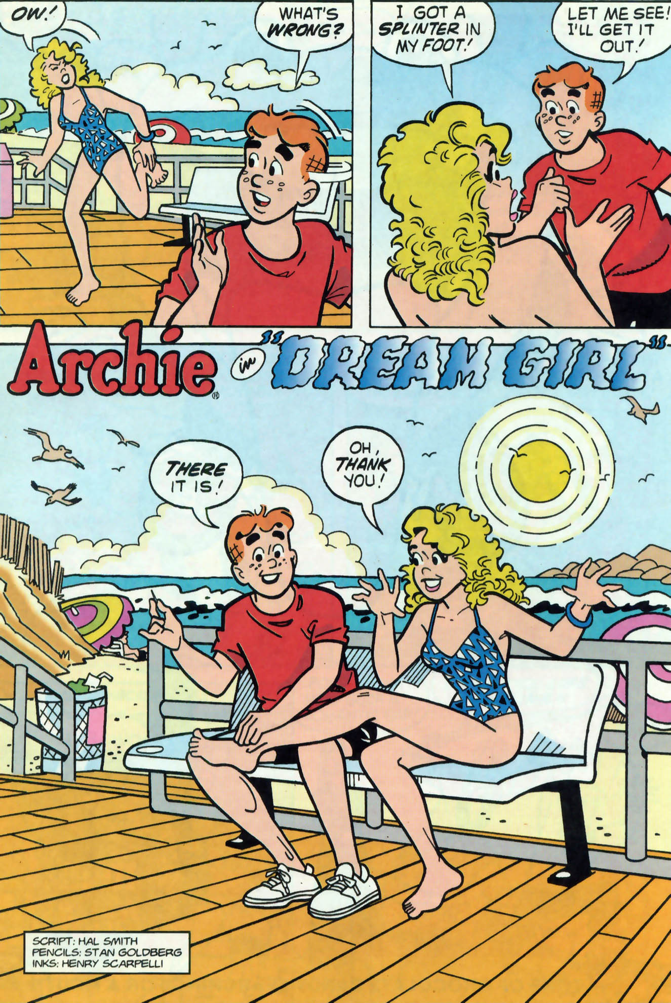 Read online Archie (1960) comic -  Issue #462 - 14