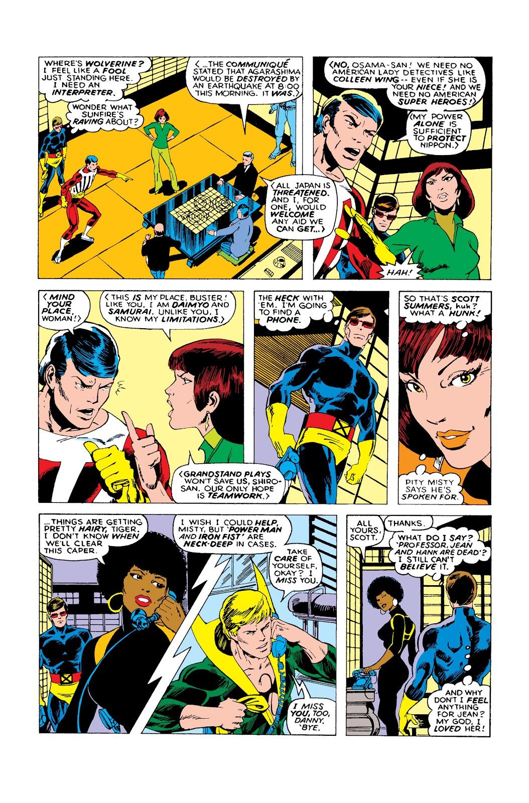 Uncanny X-Men (1963) issue 118 - Page 9