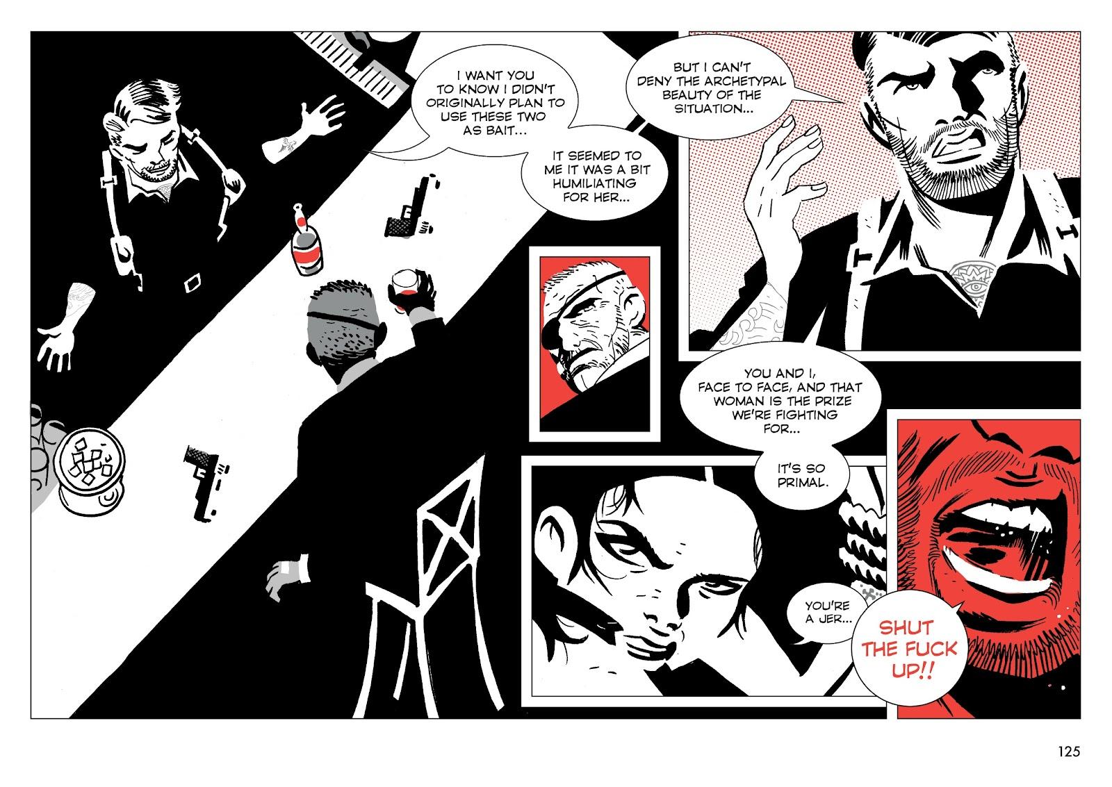 Read online Polar comic -  Issue # TPB The Kaiser Falls (Part 2) - 27