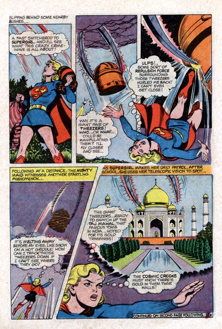 Read online Action Comics (1938) comic -  Issue #363 - 22