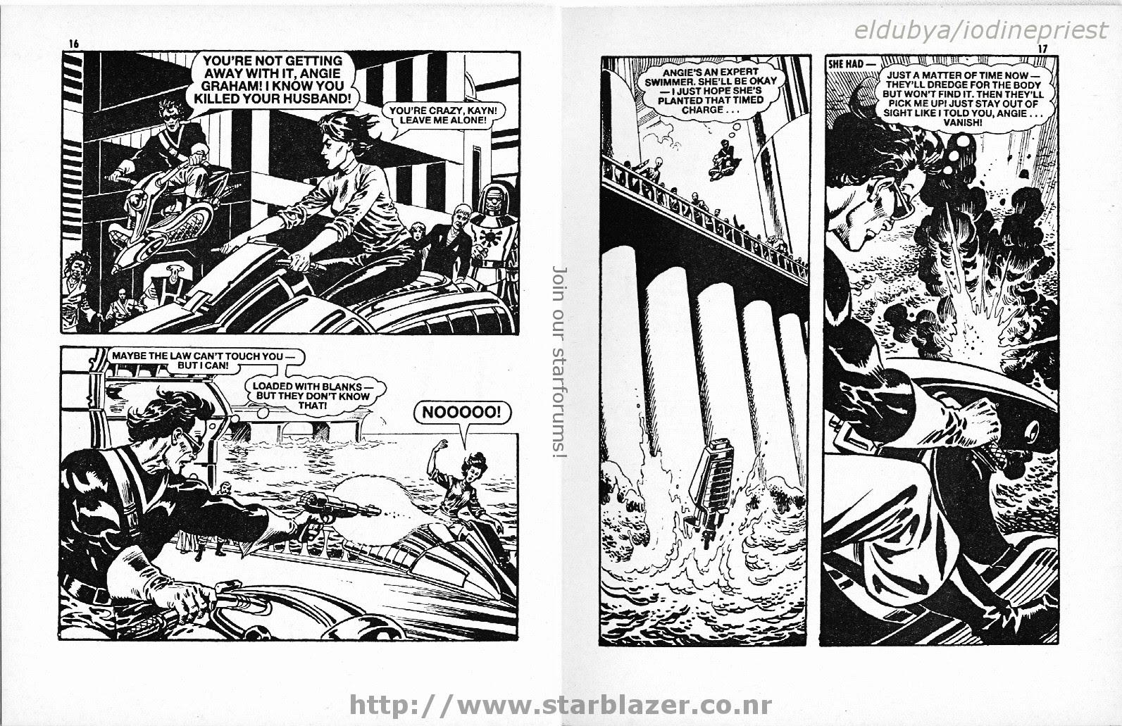 Starblazer issue 207 - Page 10