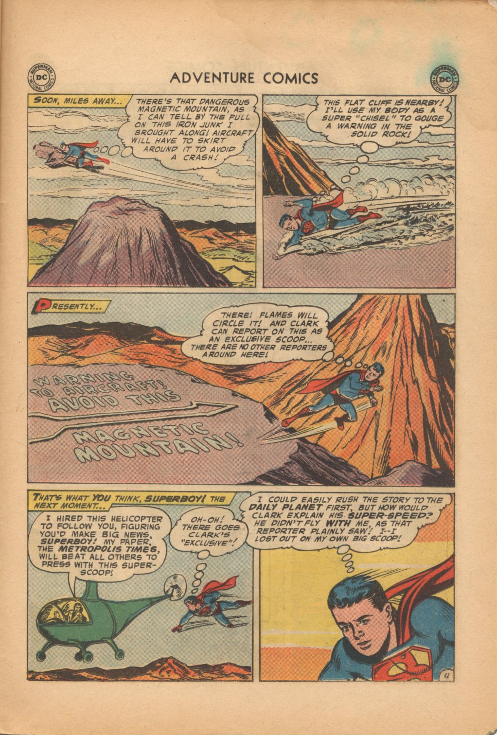 Read online Adventure Comics (1938) comic -  Issue #321 - 27