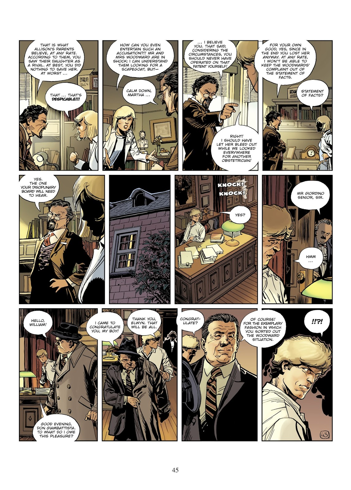 XIII Mystery issue 8 - Page 47