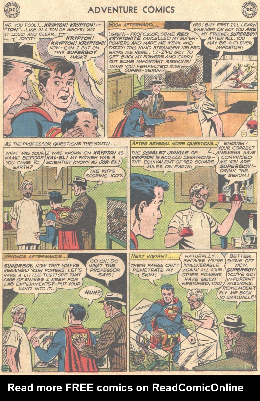 Read online Adventure Comics (1938) comic -  Issue #309 - 26