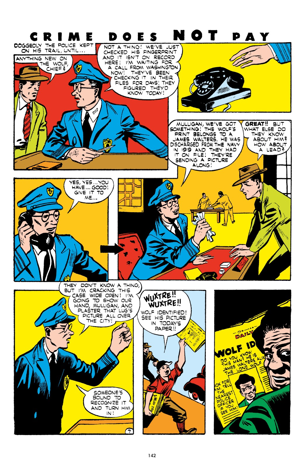 Read online Crime Does Not Pay Archives comic -  Issue # TPB 5 (Part 2) - 42