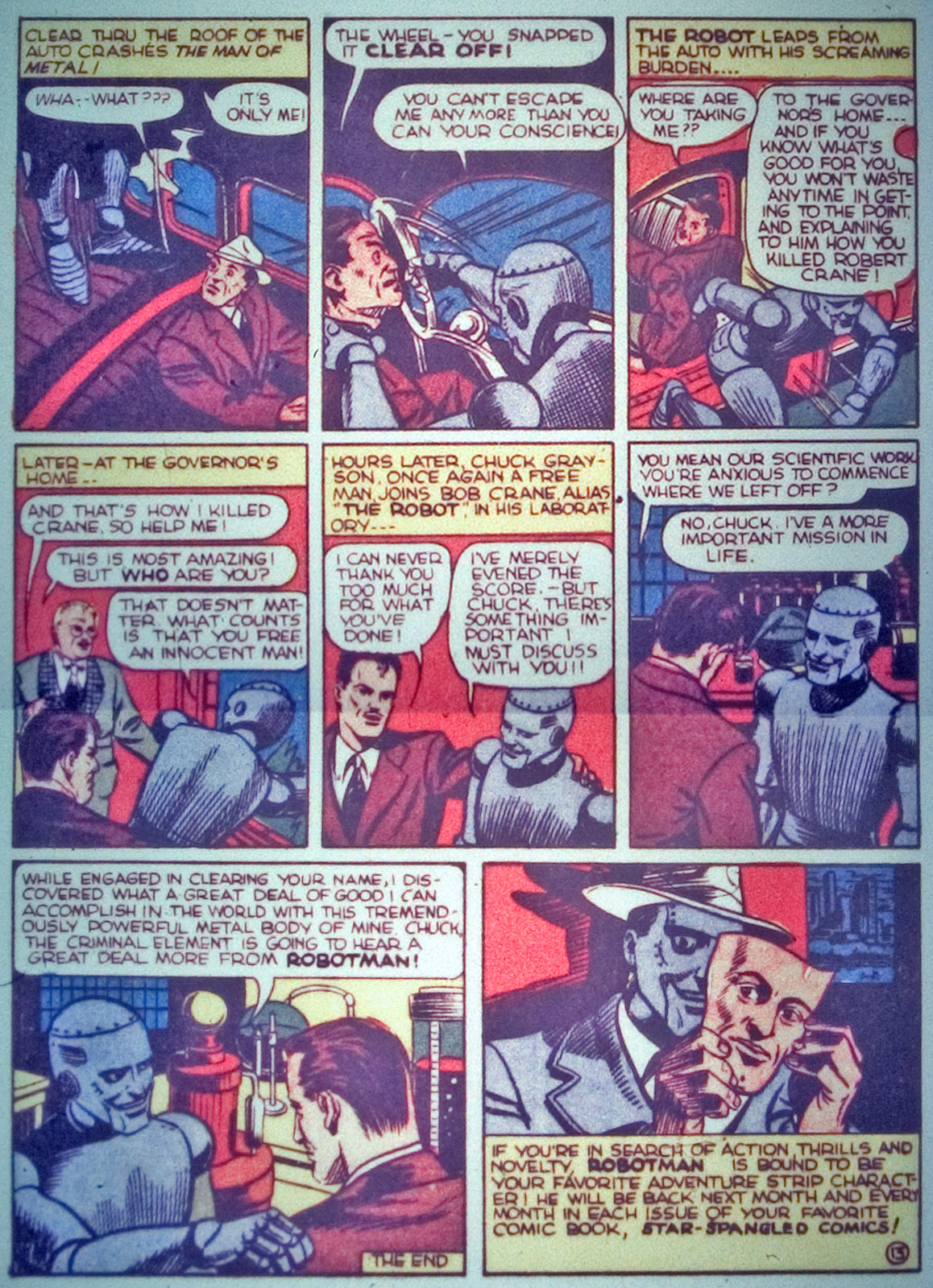Star Spangled Comics (1941) issue 7 - Page 44