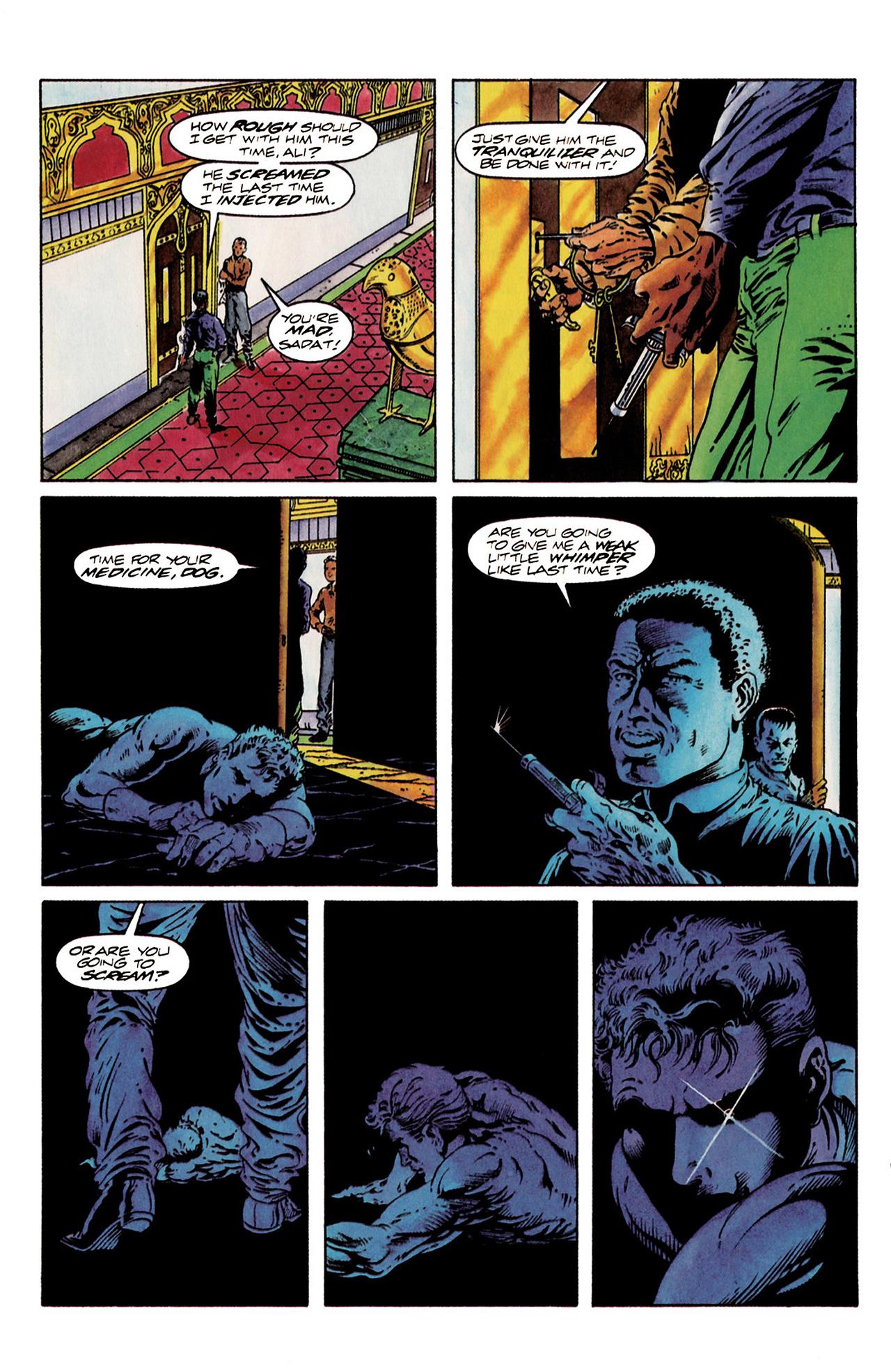 Read online Harbinger (1992) comic -  Issue #20 - 11
