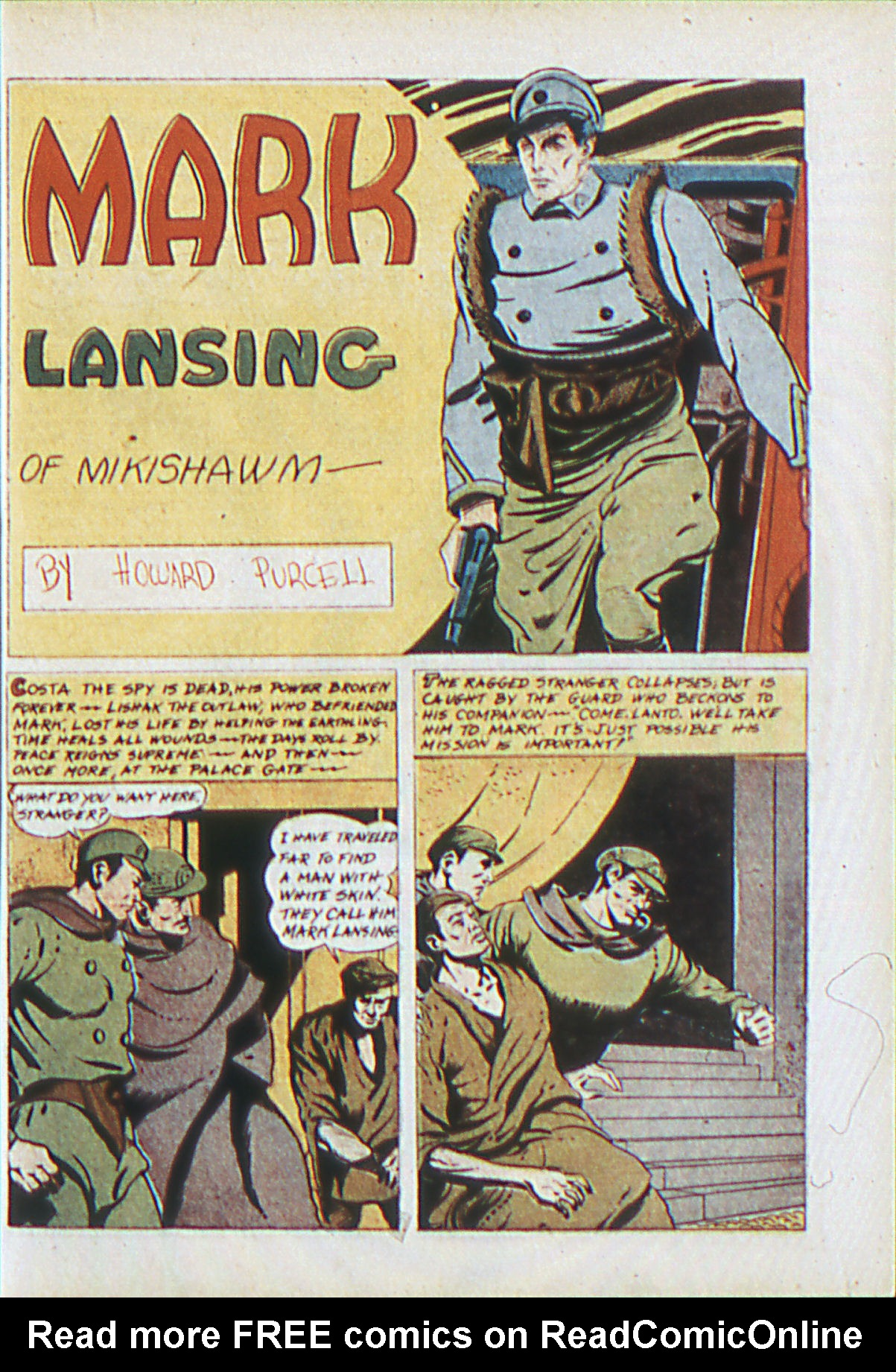 Read online Adventure Comics (1938) comic -  Issue #62 - 14