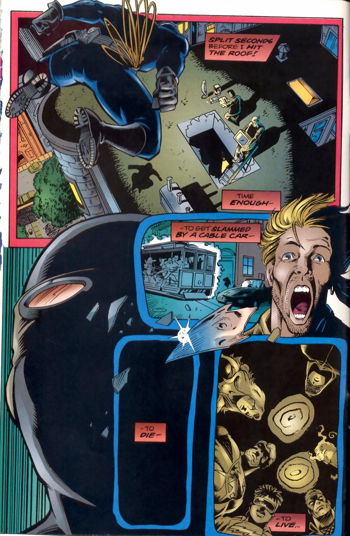 Read online Sludge comic -  Issue #1 - 36