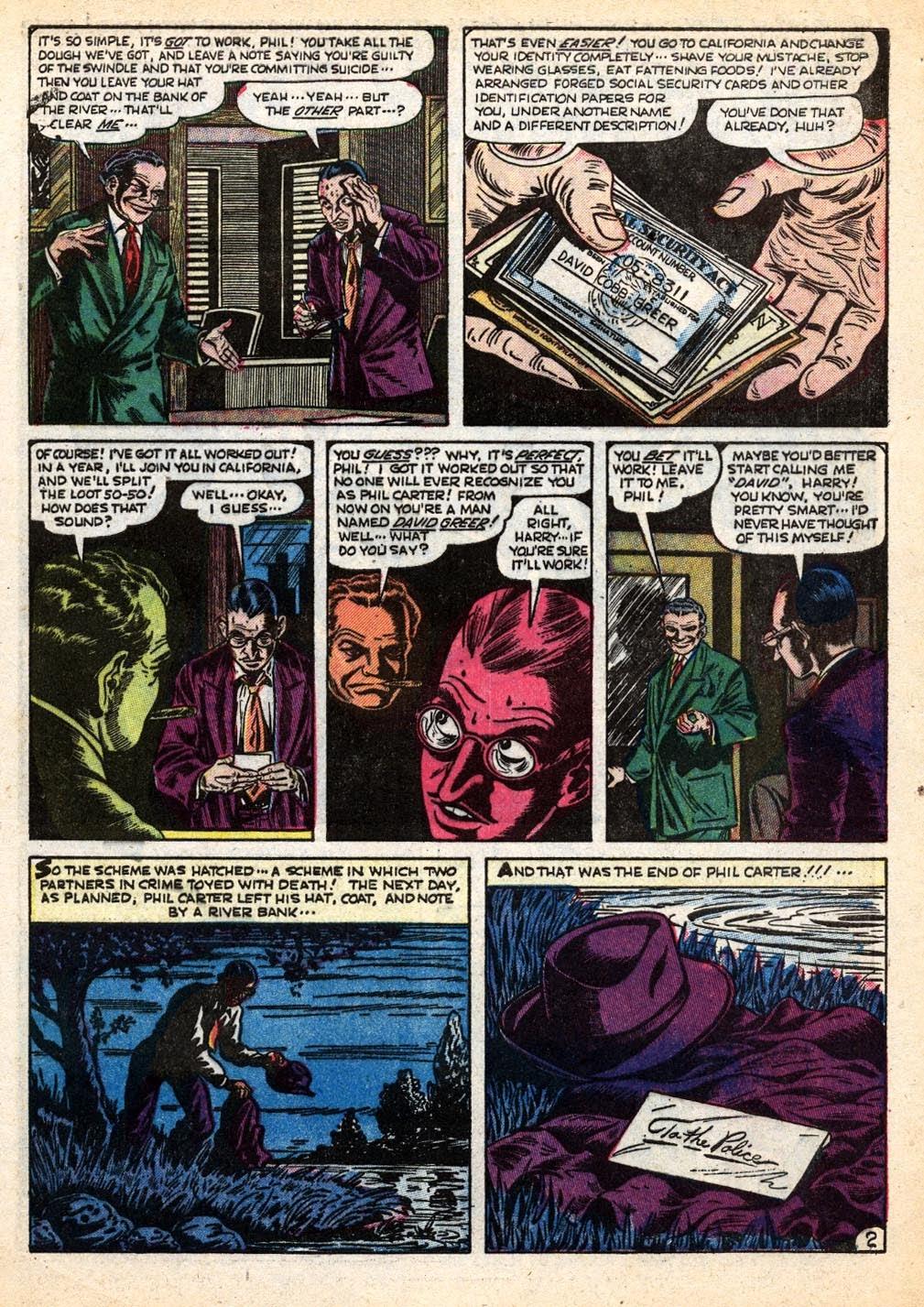 Spellbound (1952) issue 10 - Page 3