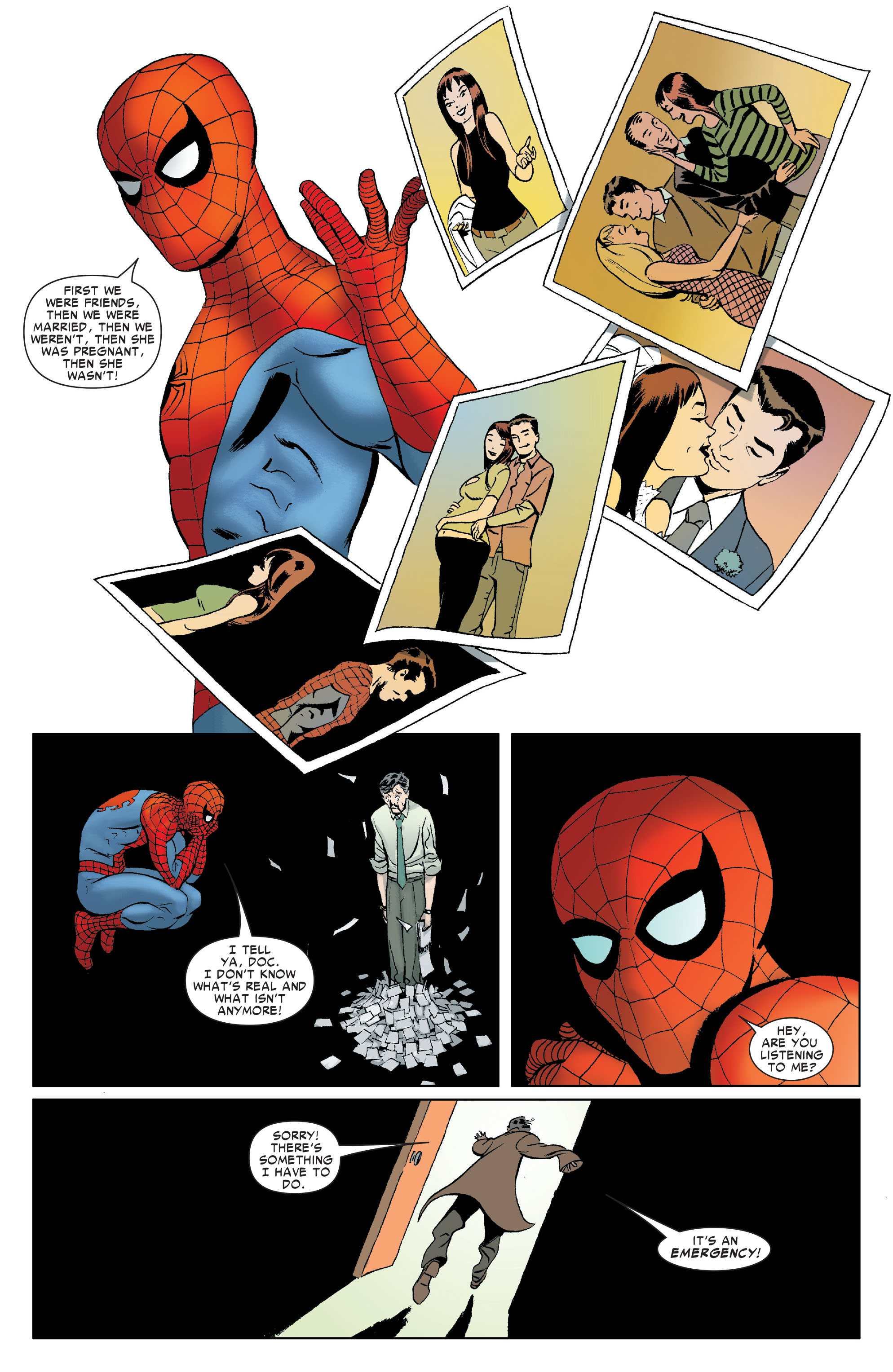 The Amazing Spider-Man (1963) 600 Page 73