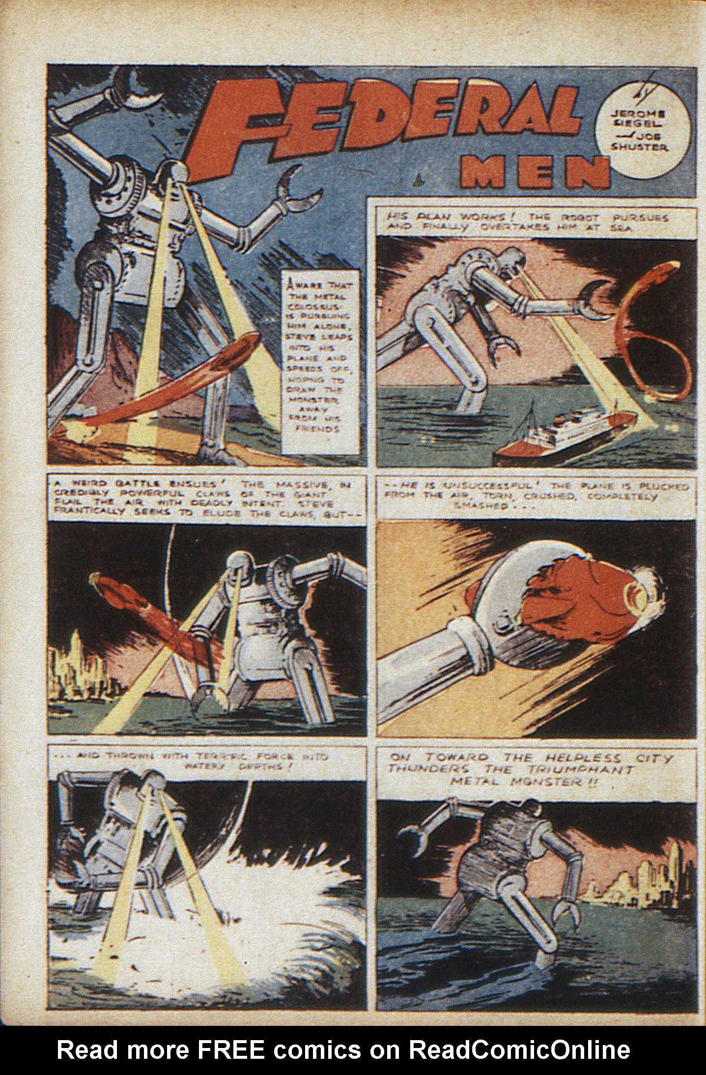 Read online Adventure Comics (1938) comic -  Issue #10 - 63