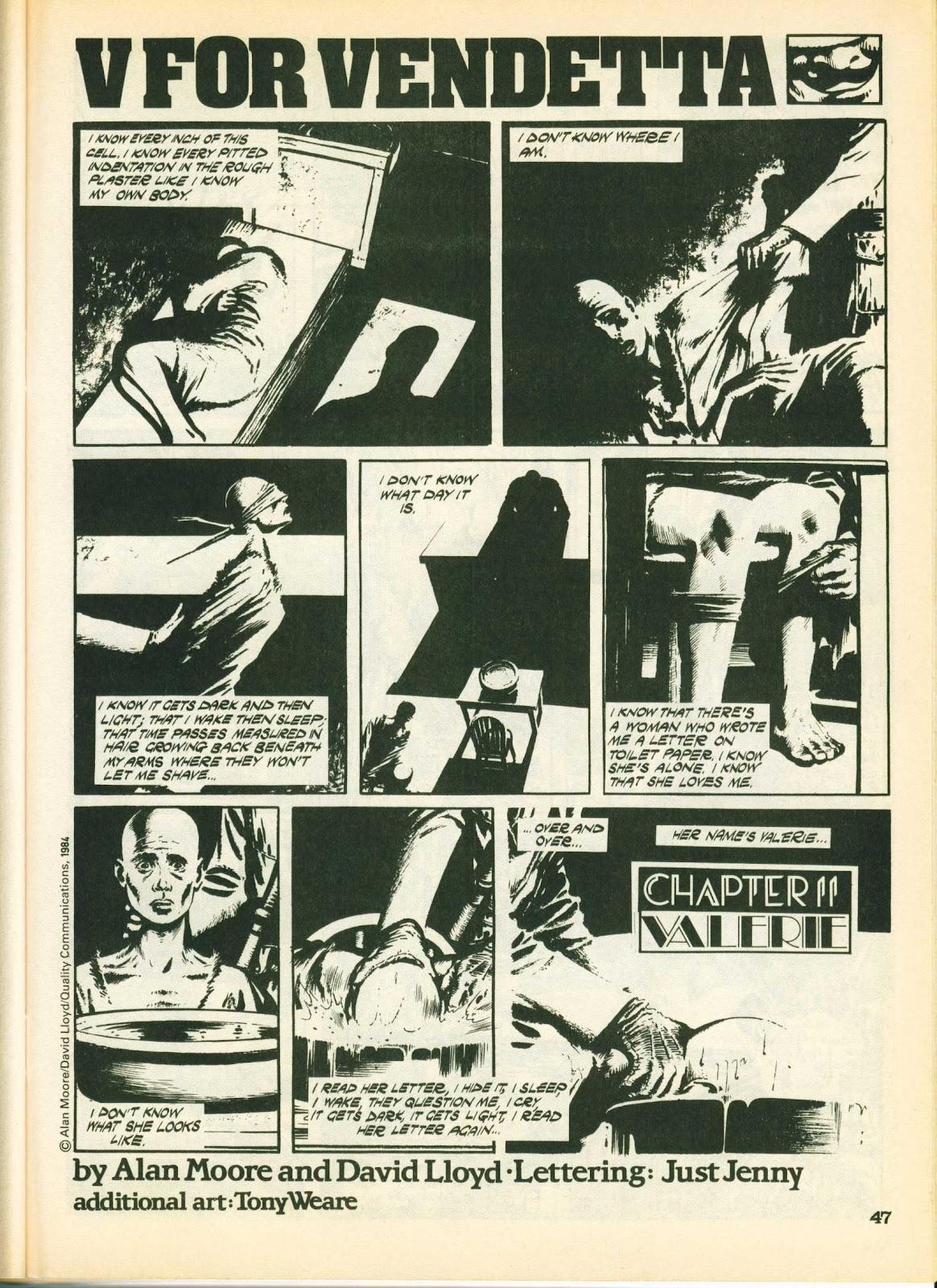 Warrior Issue #25 #26 - English 46