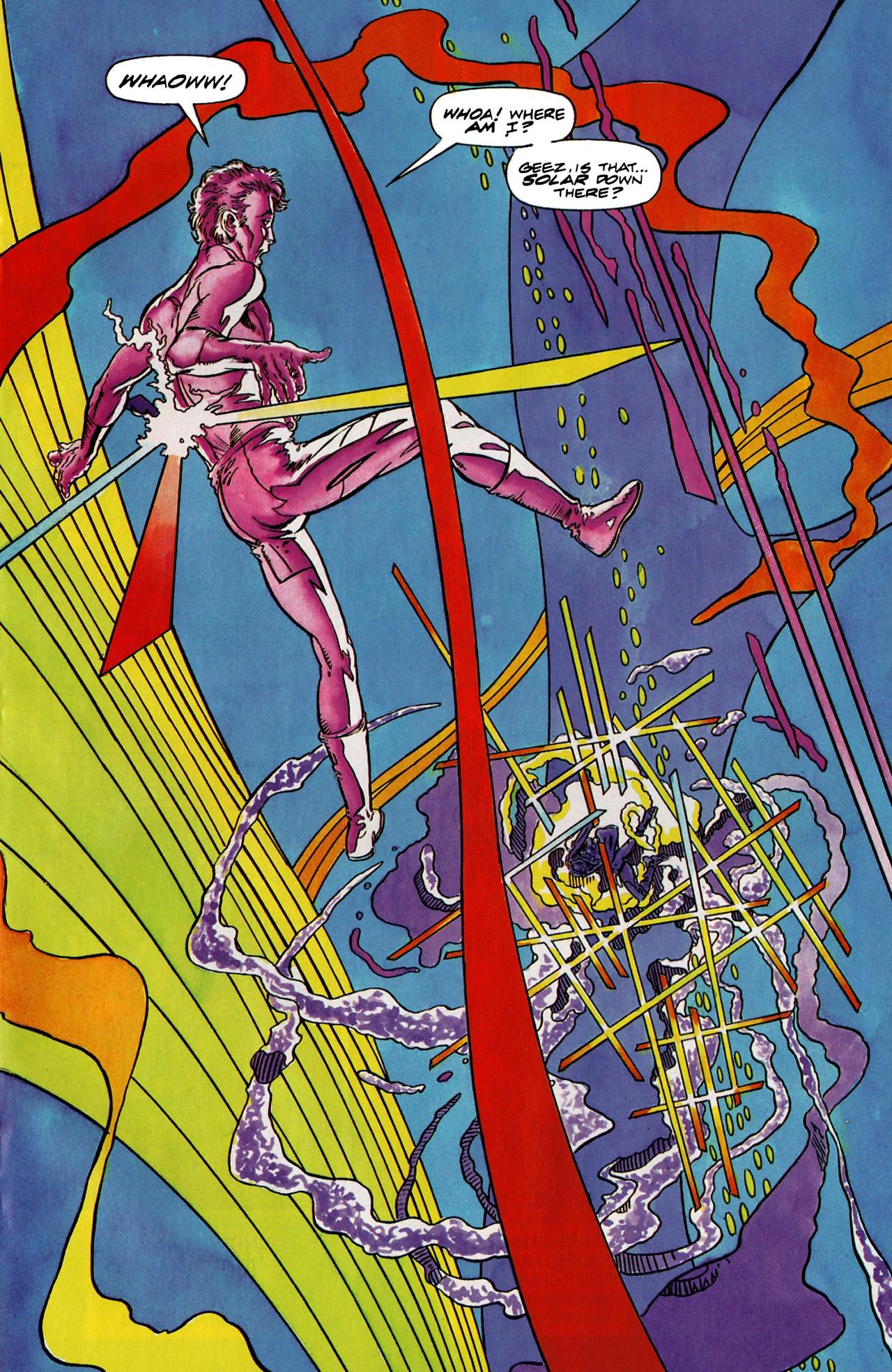 Read online Harbinger (1992) comic -  Issue #9 - 14