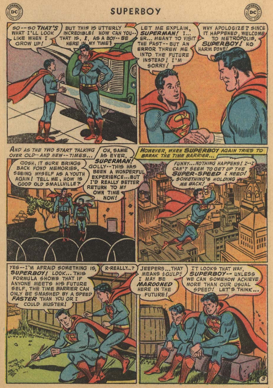 Superboy (1949) issue 47 - Page 24