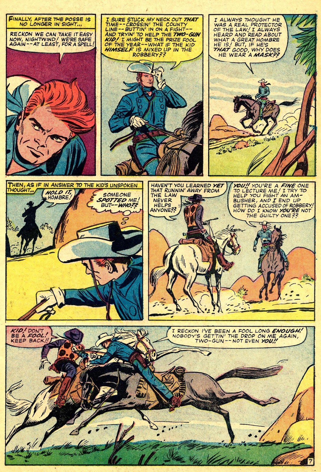 The Rawhide Kid (1955) issue 40 - Page 11