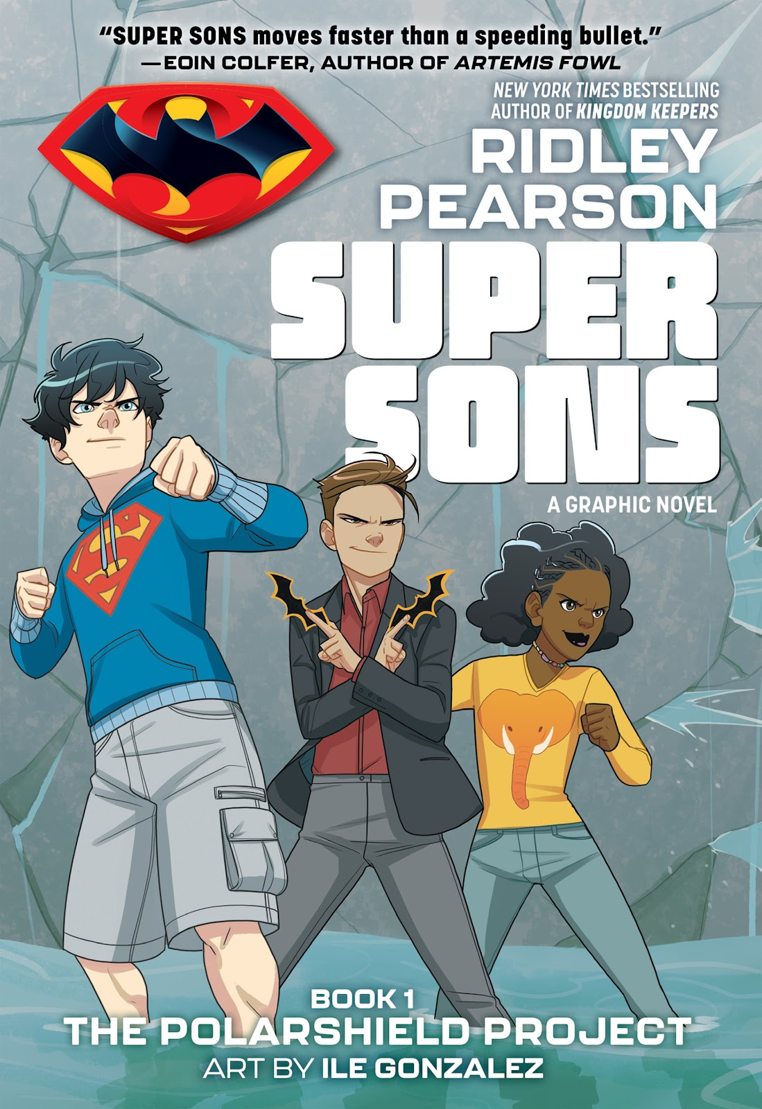 Read online Super Sons (2019) comic -  Issue # TPB The Polarshield Project (Part 1) - 1
