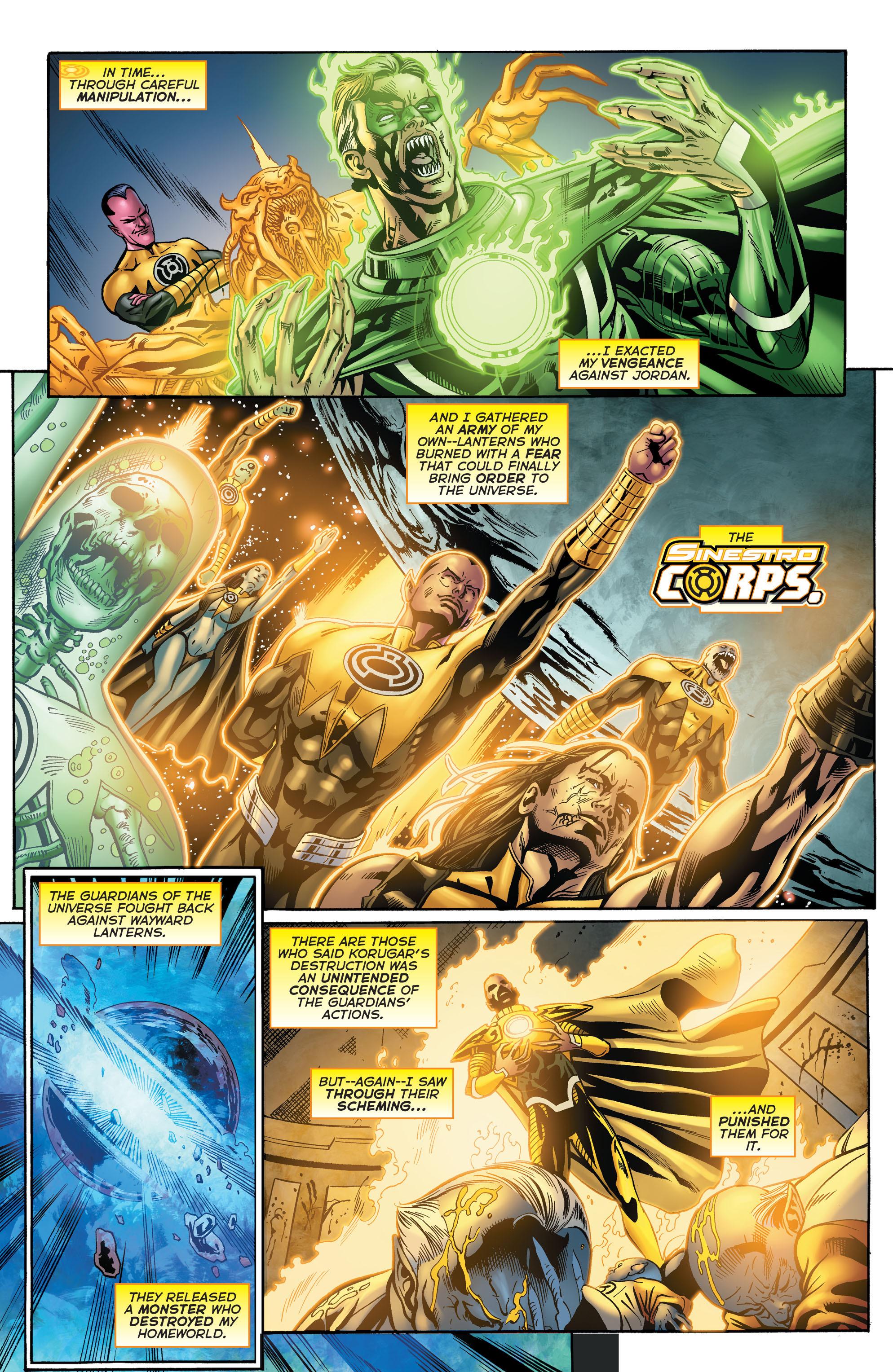 Read online Secret Origins (2014) comic -  Issue #6 - 35