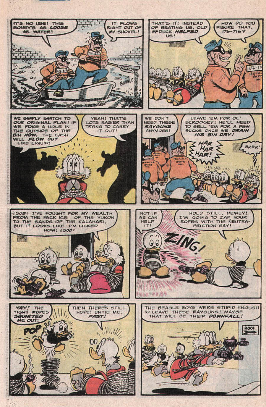 Read online Uncle Scrooge (1953) comic -  Issue #224 - 20