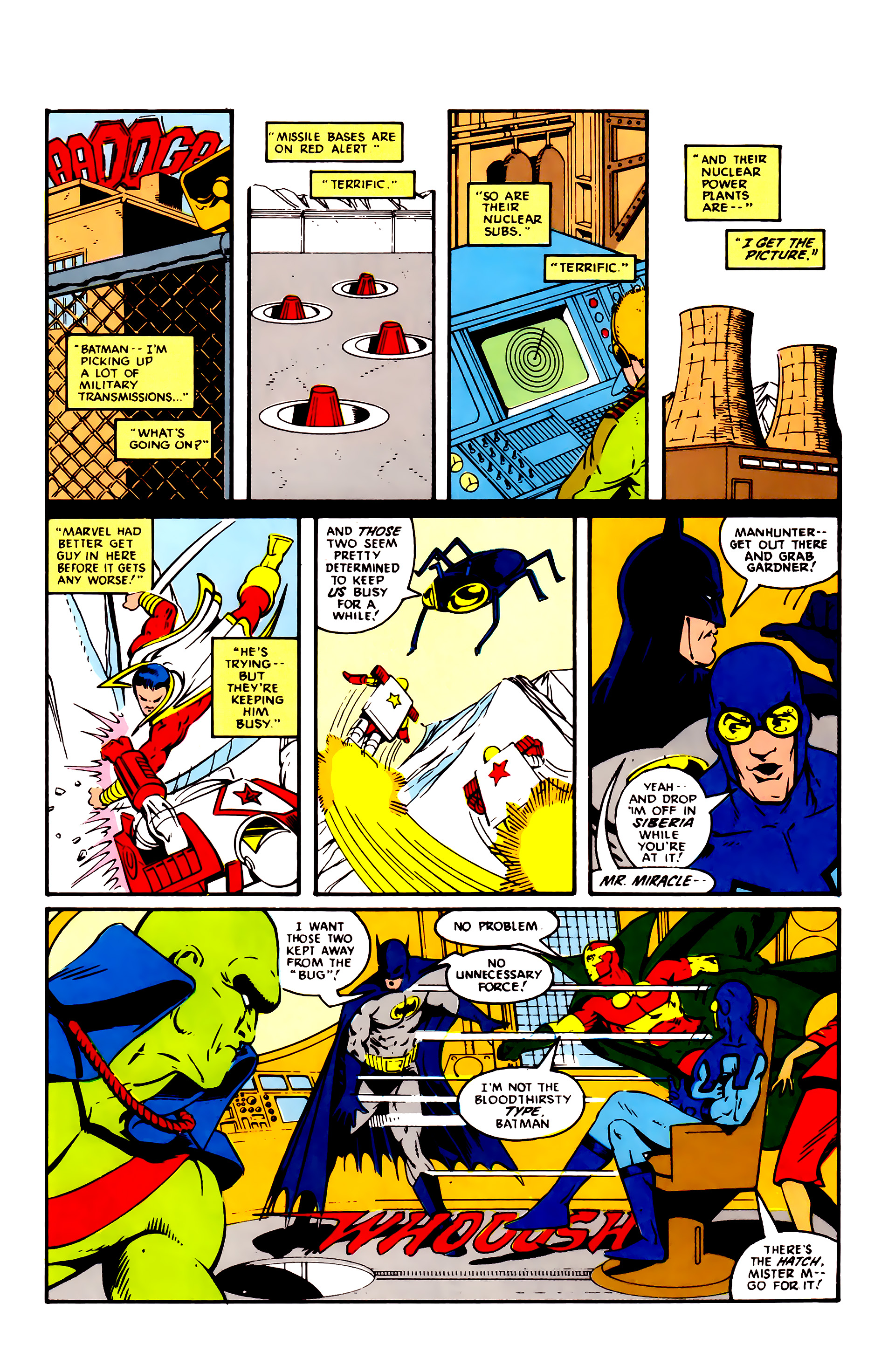 Read online Justice League (1987) comic -  Issue #3 - 13