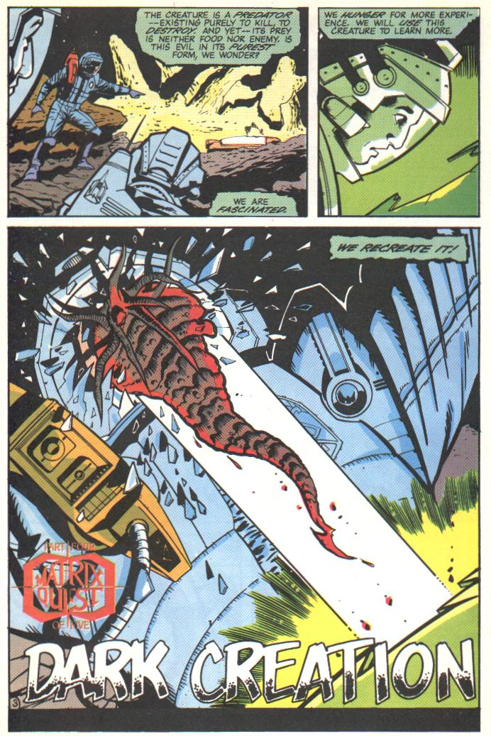 The Transformers (UK) 290 Page 3