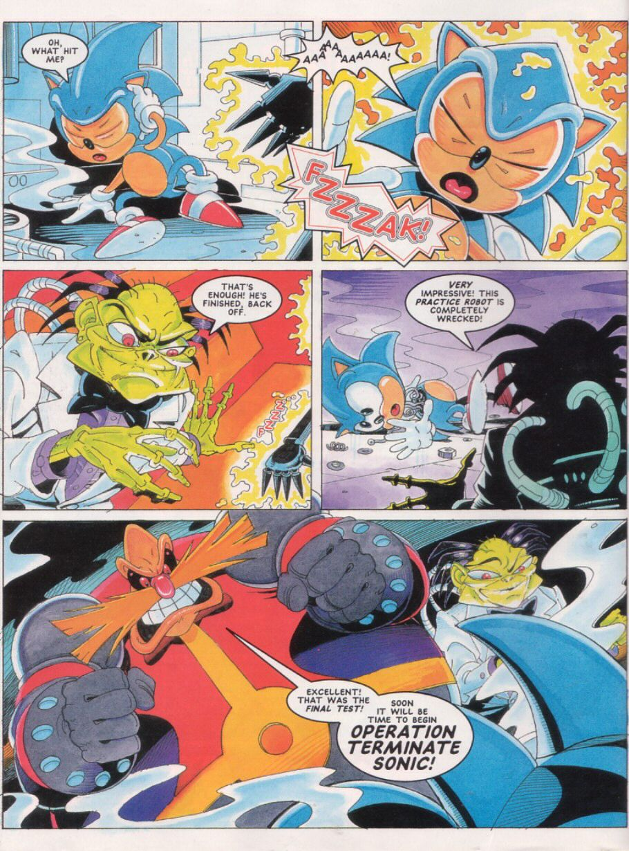 Read online Sonic the Comic comic -  Issue #24 - 4