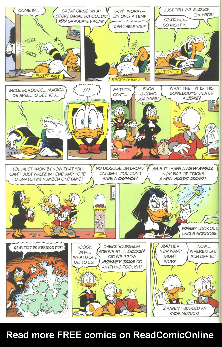 Walt Disney's Comics and Stories issue 610 - Page 52