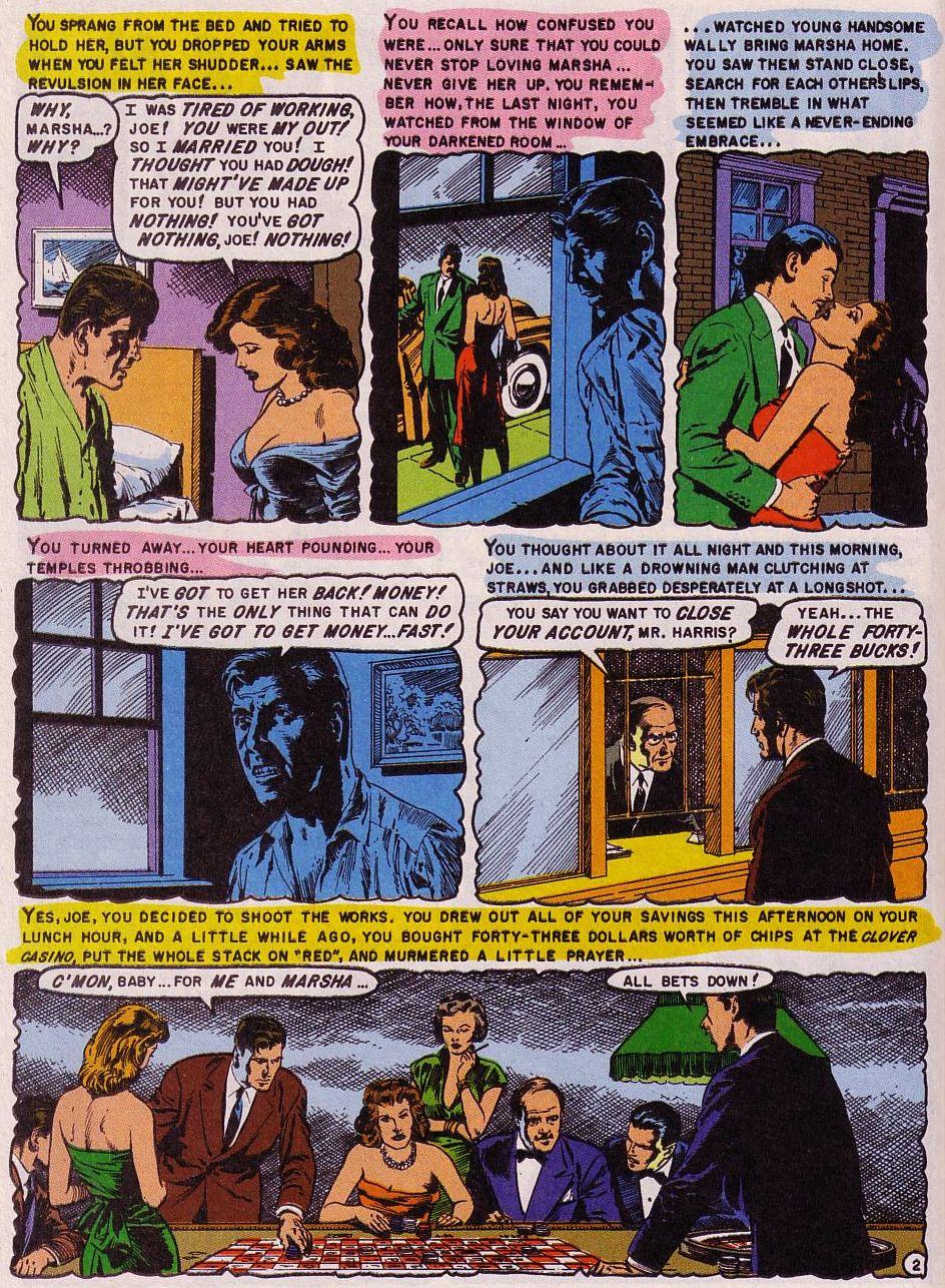 Read online Shock SuspenStories comic -  Issue #18 - 26