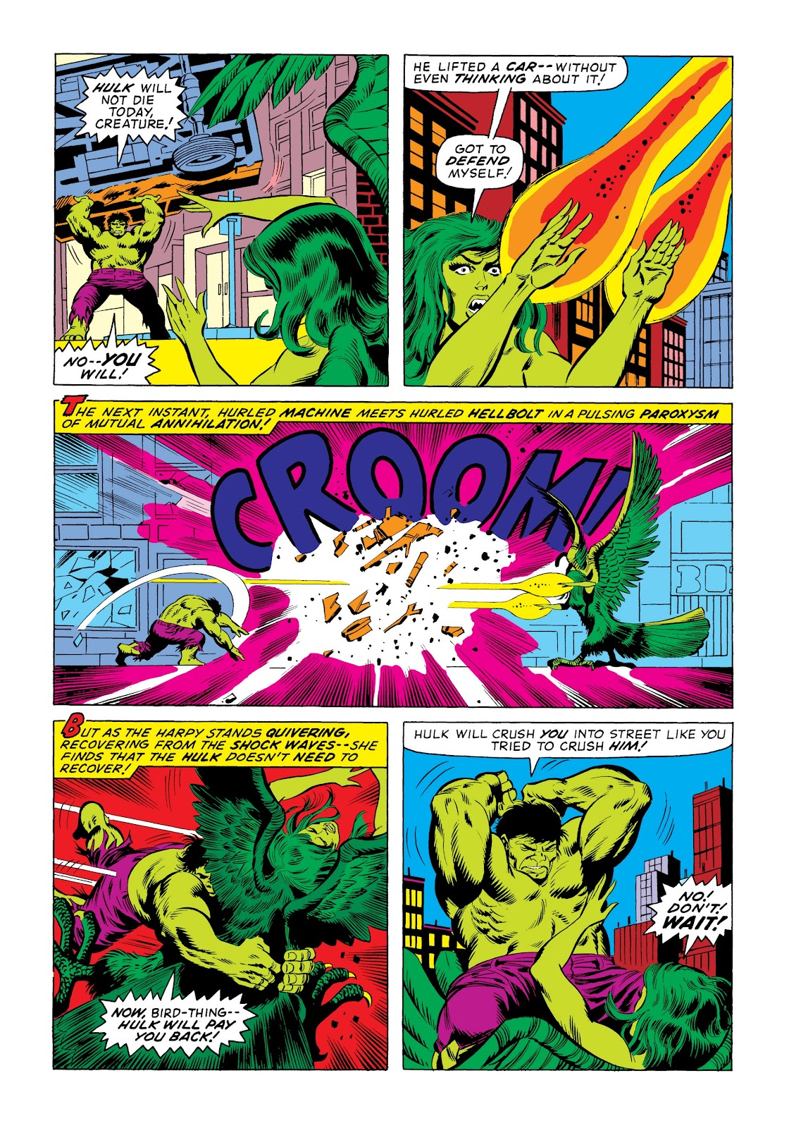 Read online Marvel Masterworks: The Incredible Hulk comic -  Issue # TPB 9 (Part 3) - 54