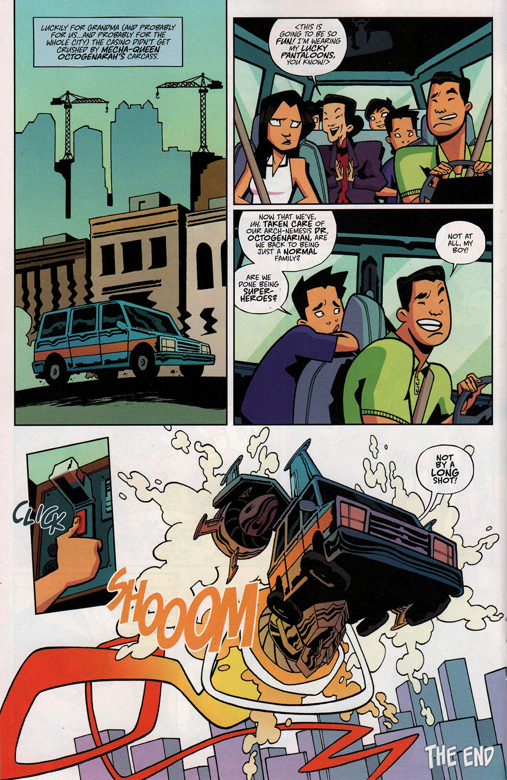 Read online Free Comic Book Day 2017 comic -  Issue # Fresh Off The Boat - 20