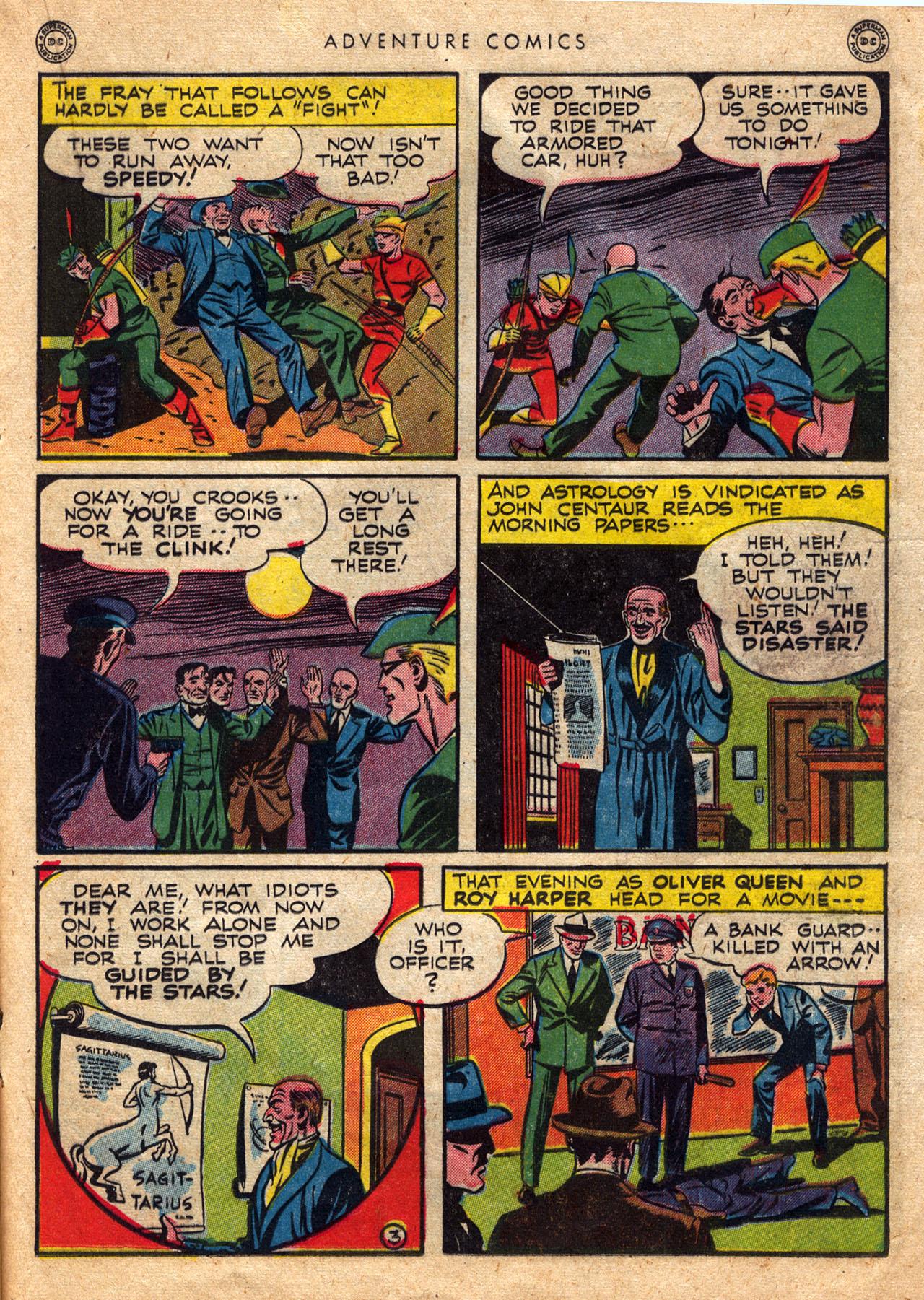 Read online Adventure Comics (1938) comic -  Issue #120 - 25