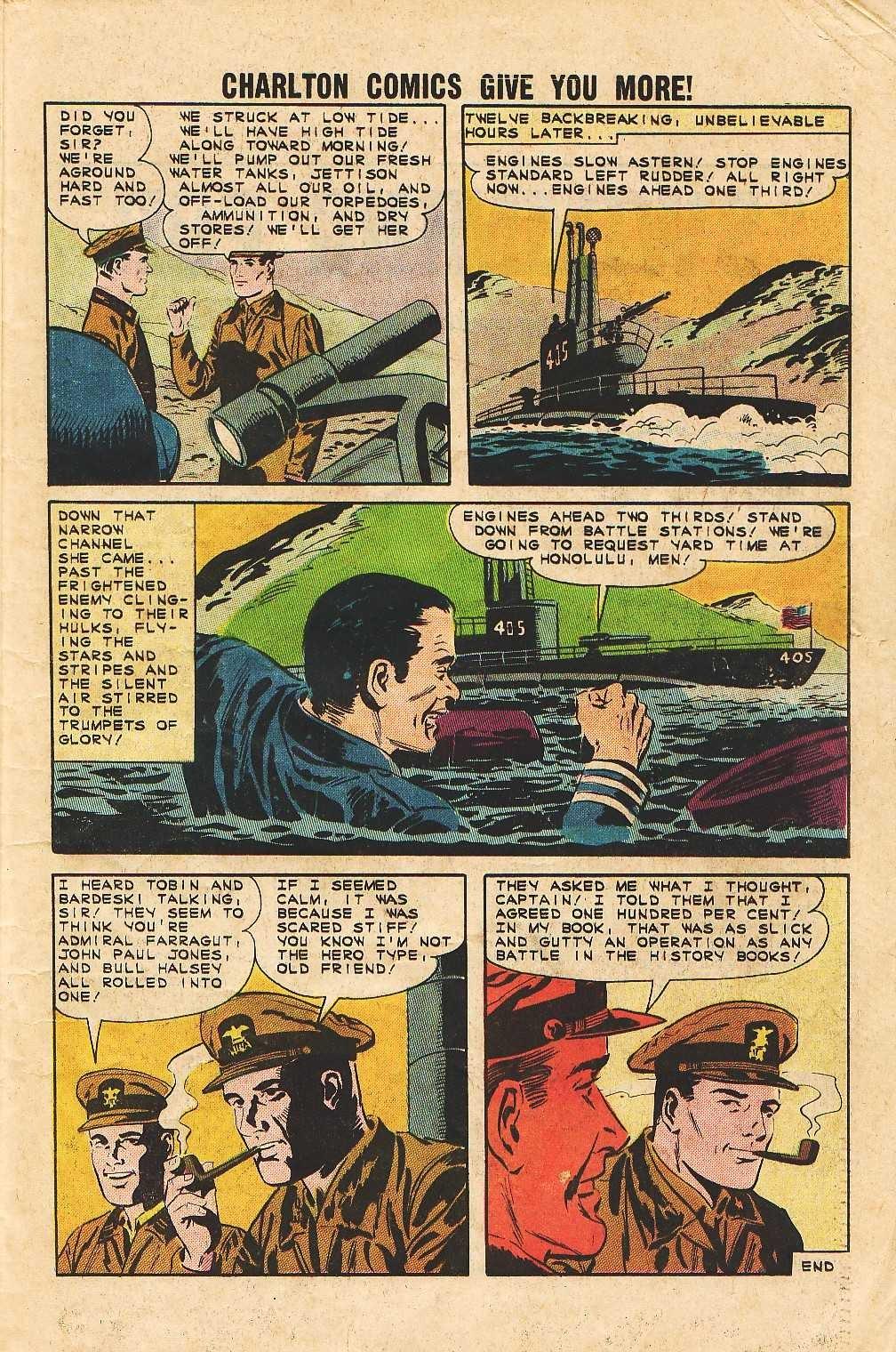 Read online Fightin' Navy comic -  Issue #105 - 23