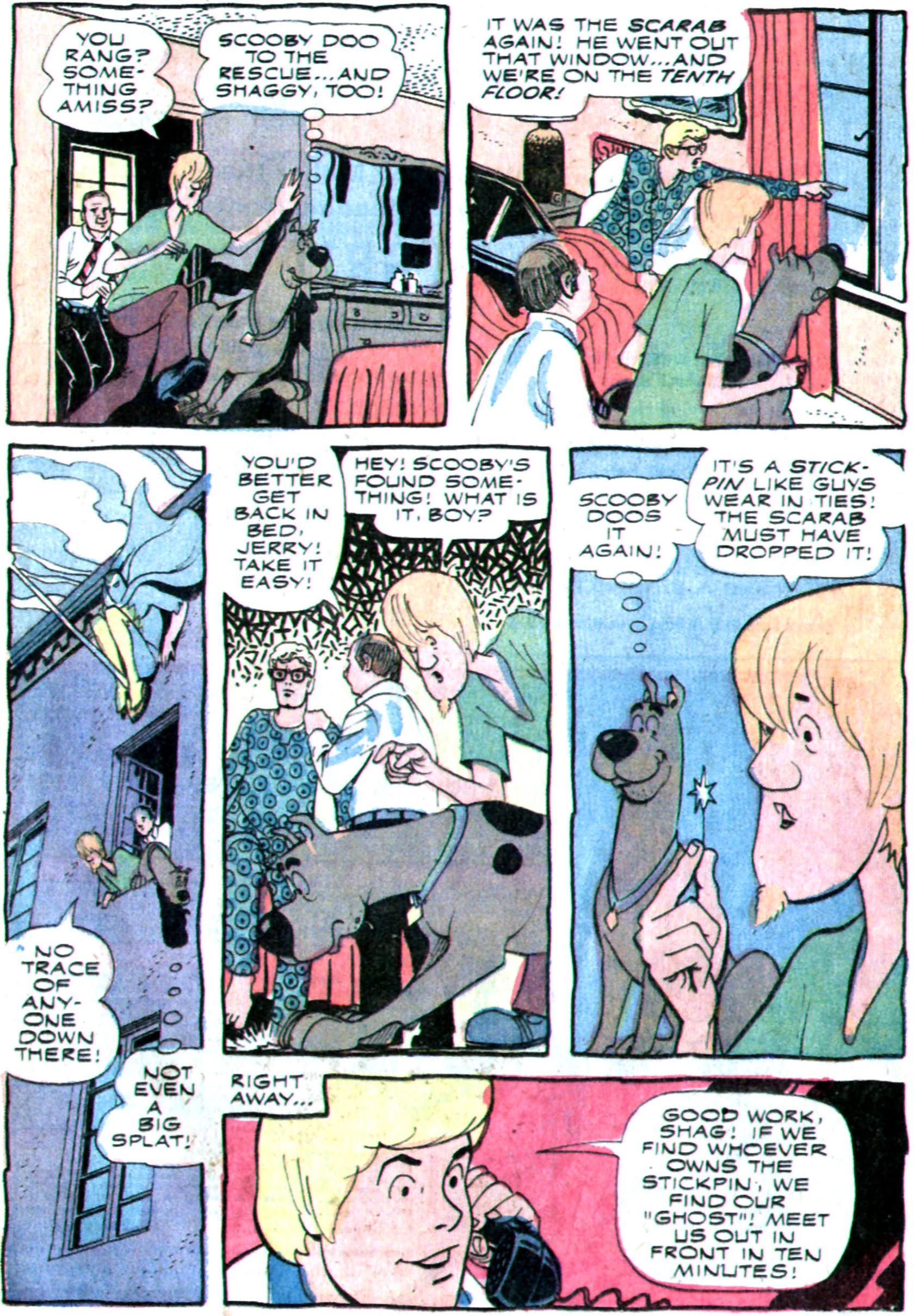 Read online Scooby-Doo... Mystery Comics comic -  Issue #24 - 13