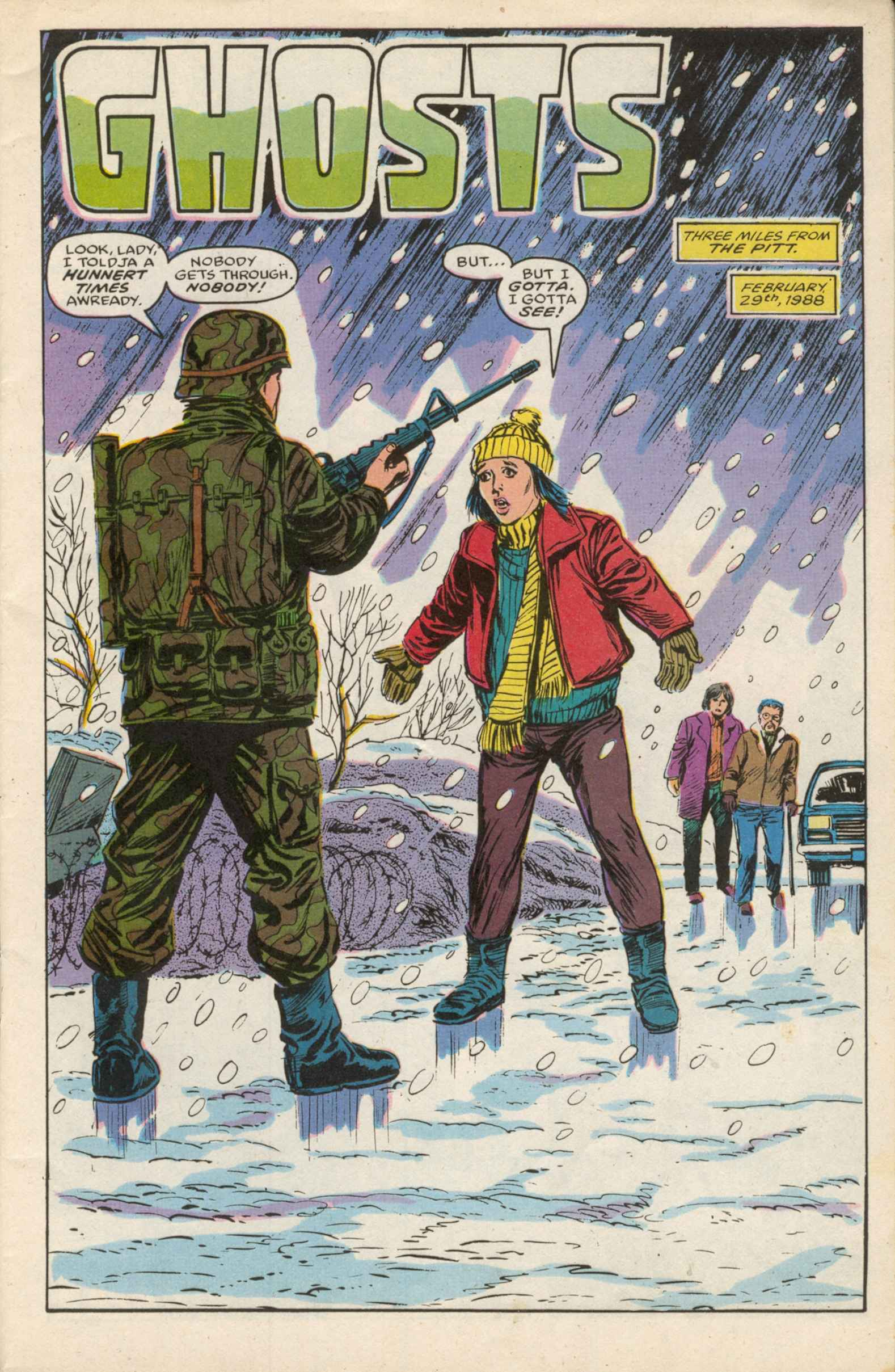 Read online Star Brand comic -  Issue #13 - 3