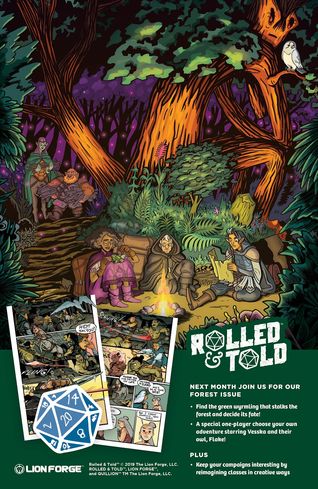 Read online Rolled & Told comic -  Issue #7 - 57