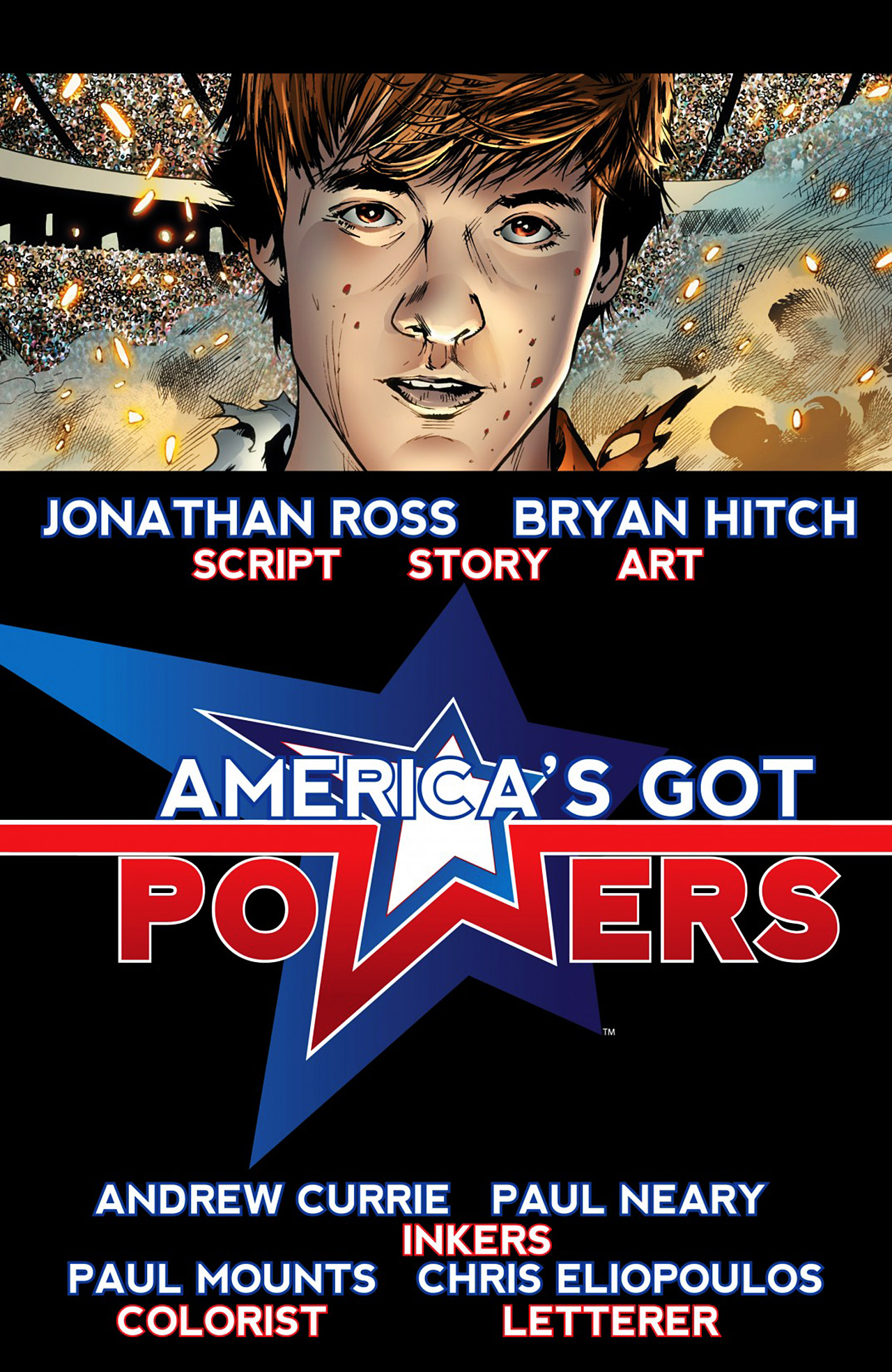 Read online America's Got Powers comic -  Issue #1 - 4
