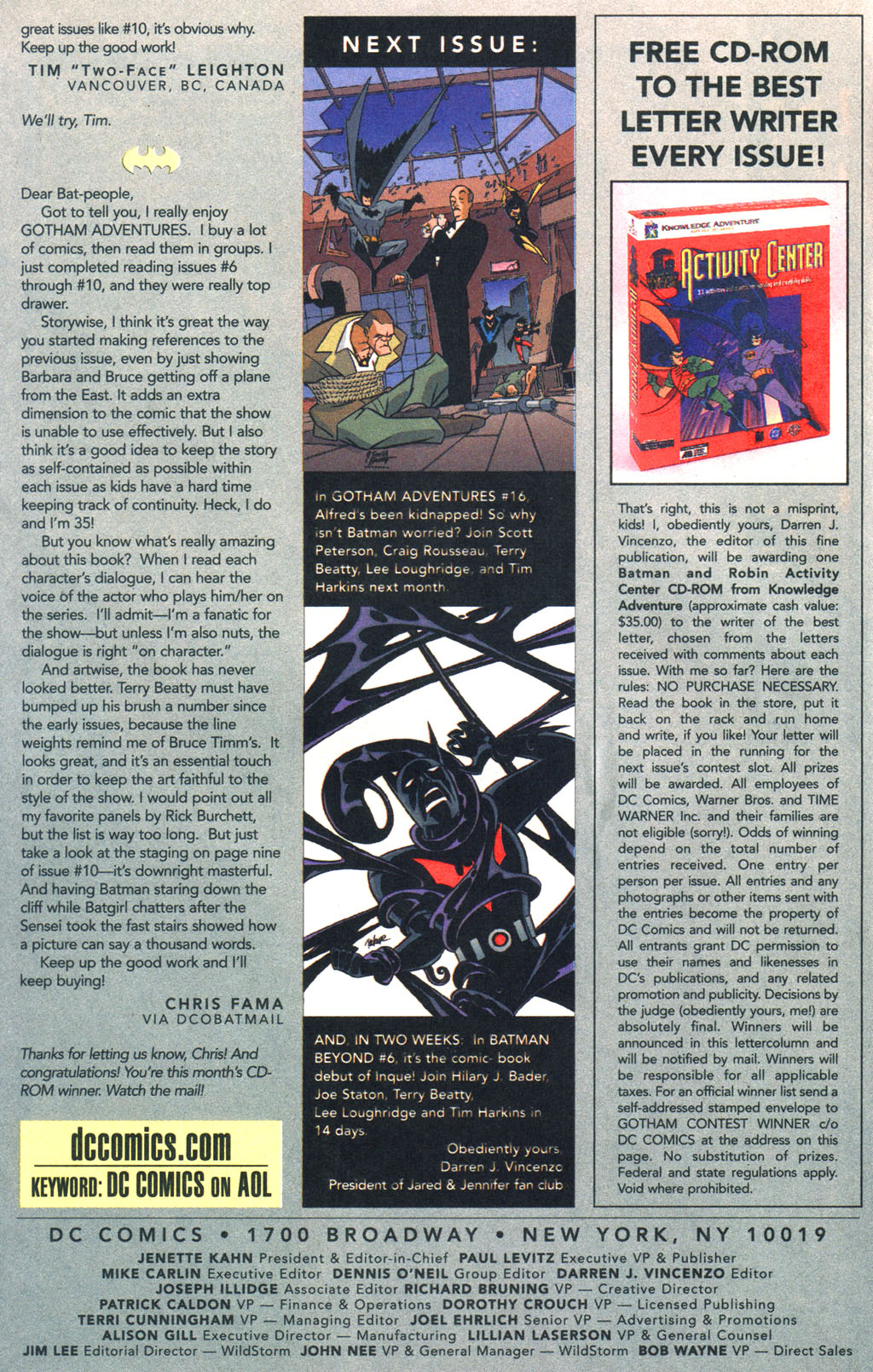 Batman: Gotham Adventures 15 Page 24
