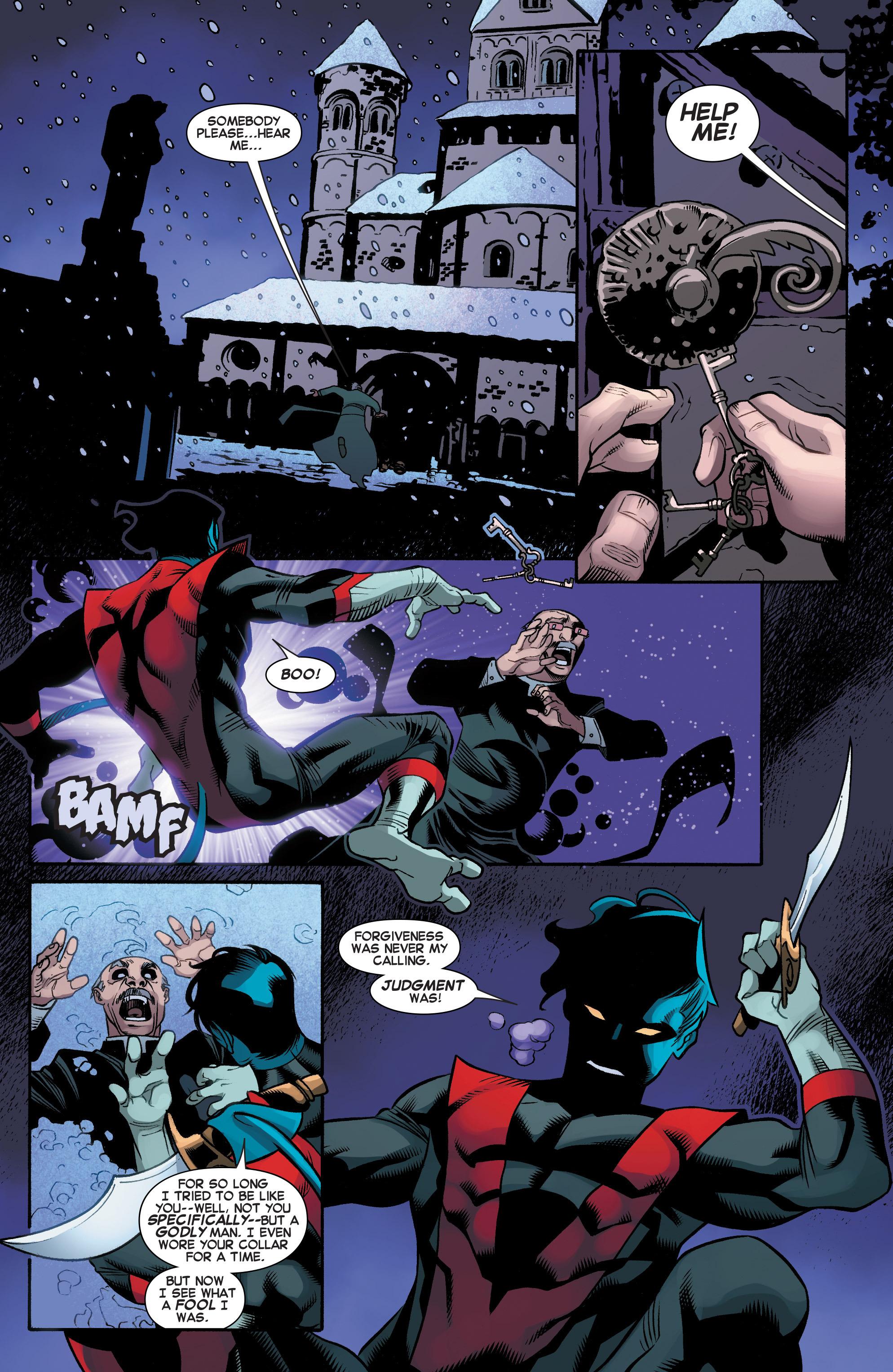 Read online Amazing X-Men (2014) comic -  Issue #14 - 12