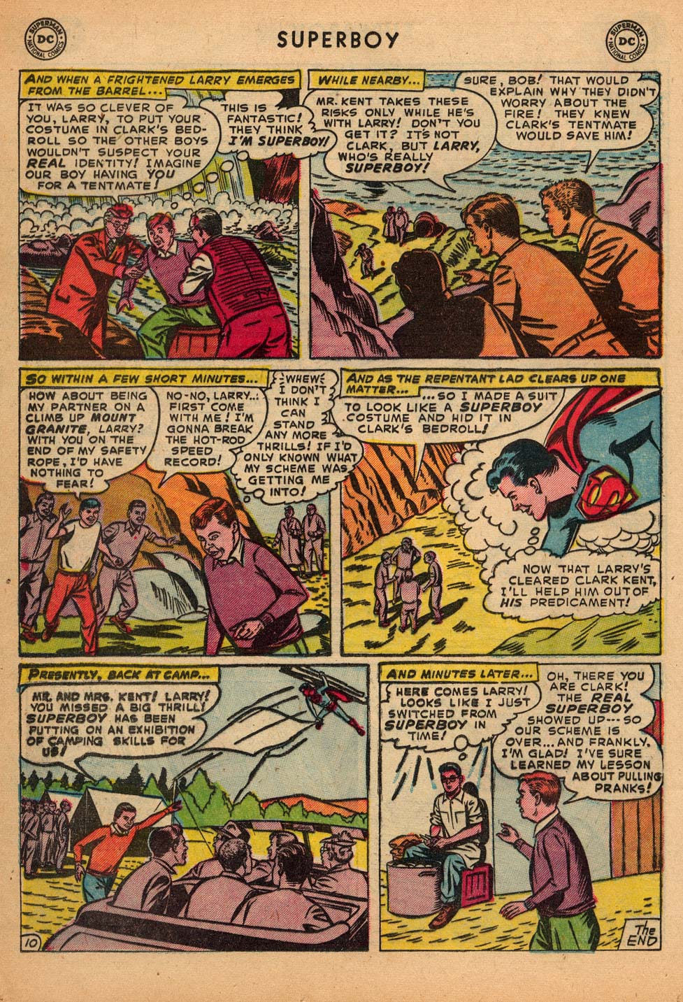 Superboy (1949) issue 25 - Page 22
