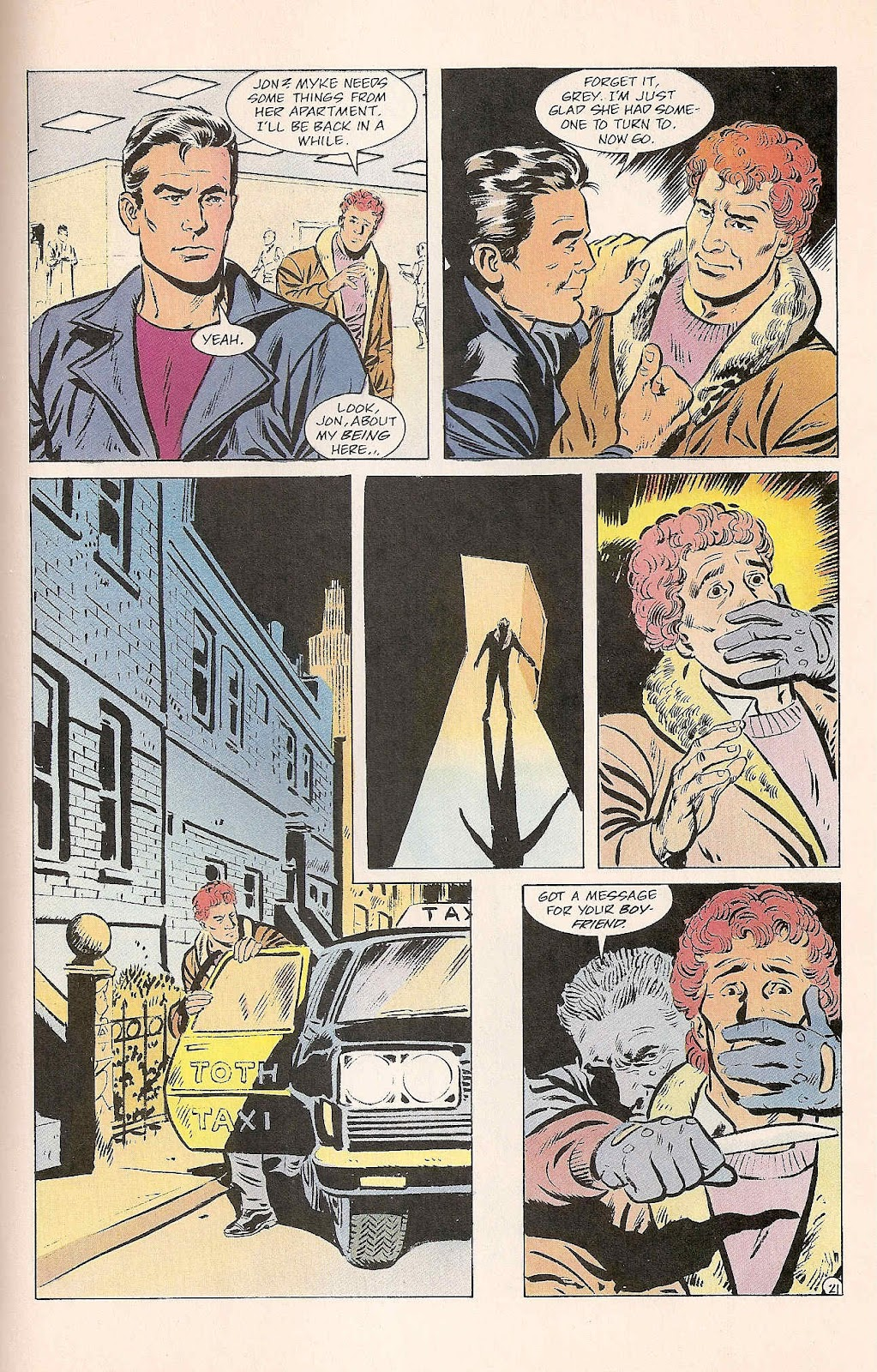 Sable issue 25 - Page 26