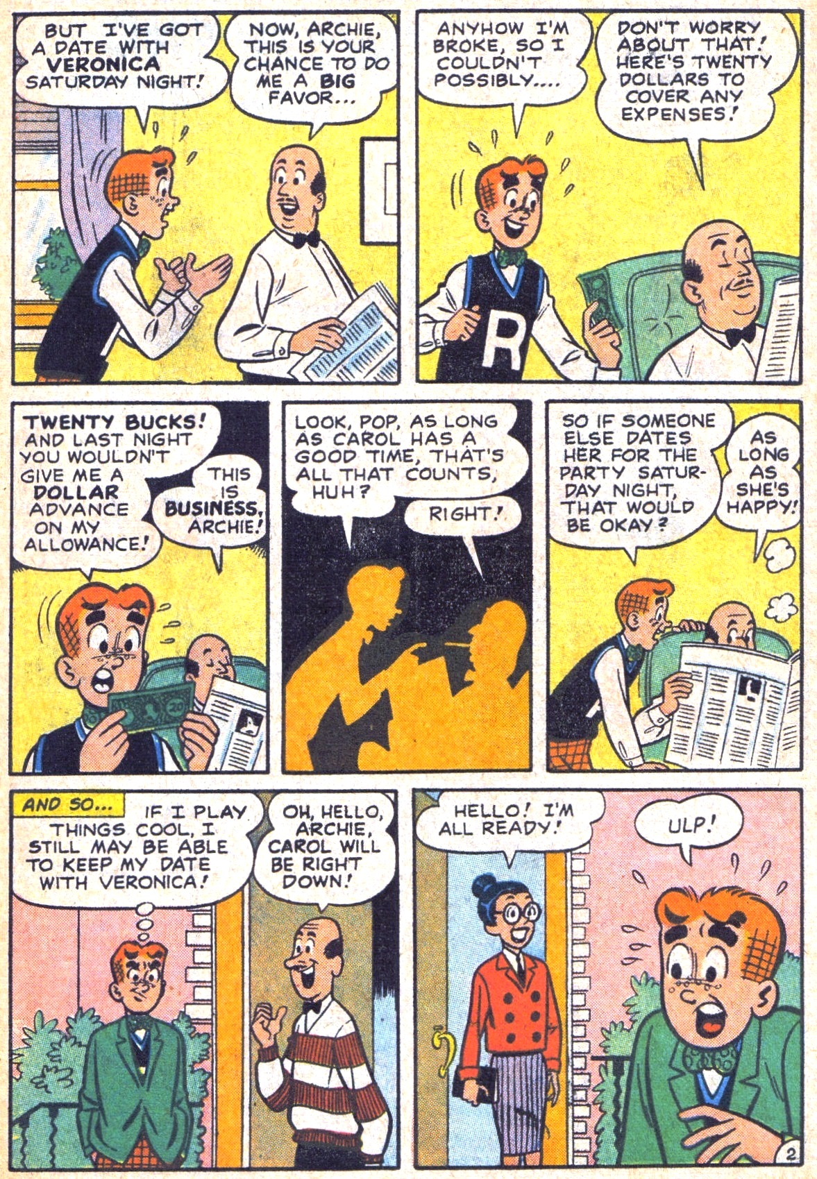 Read online Archie (1960) comic -  Issue #118 - 14