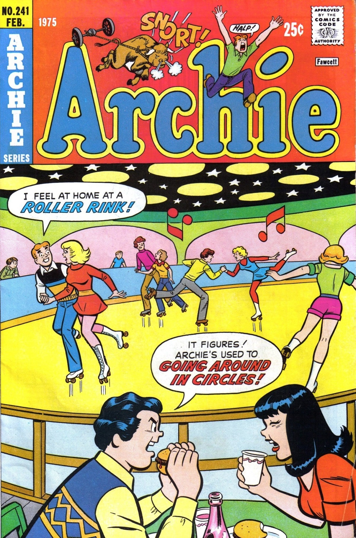 Read online Archie (1960) comic -  Issue #241 - 1