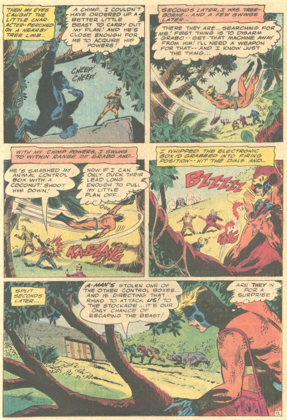 Read online Adventure Comics (1938) comic -  Issue #415 - 31