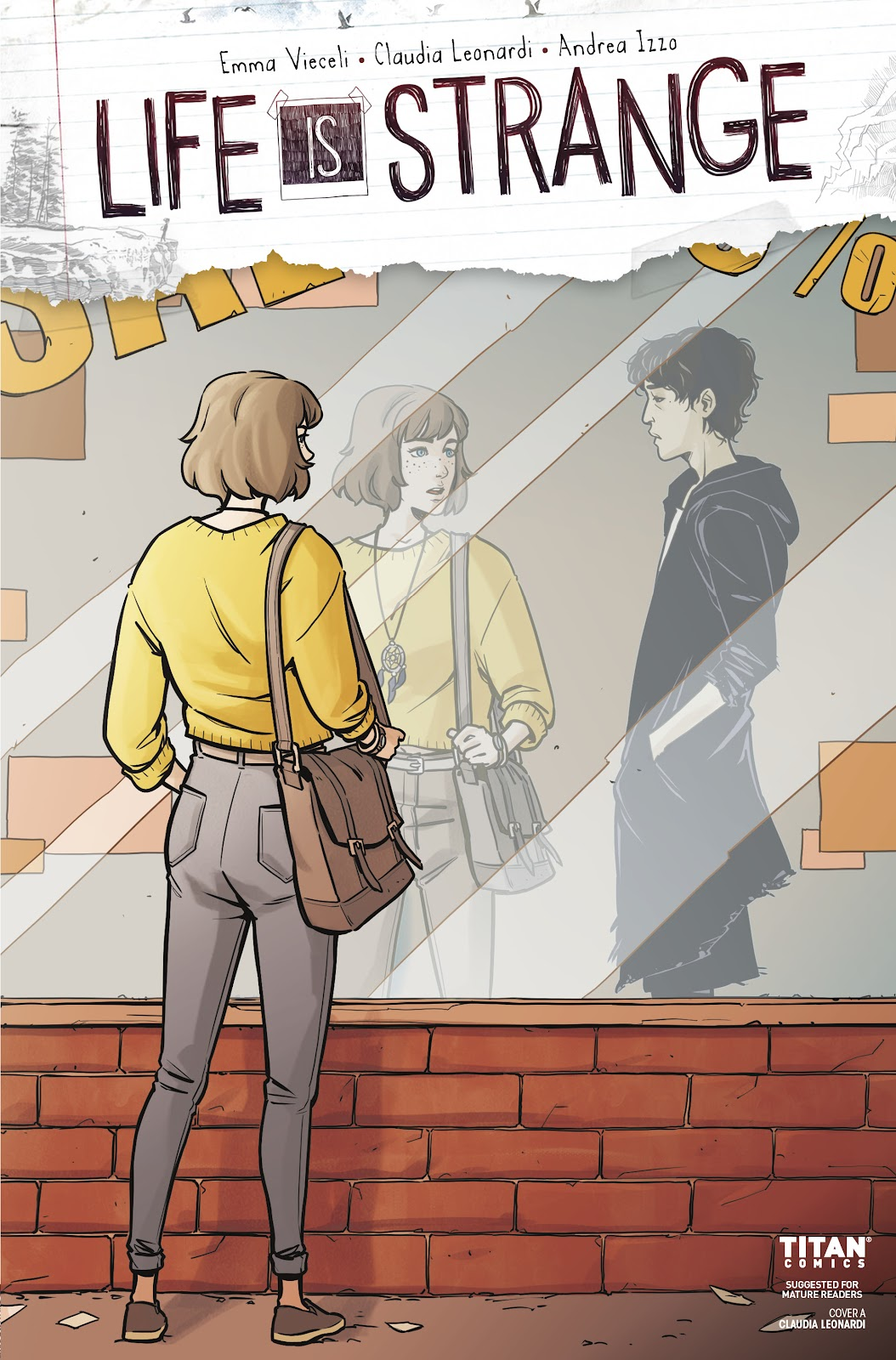 Read online Life is Strange comic -  Issue #7 - 1