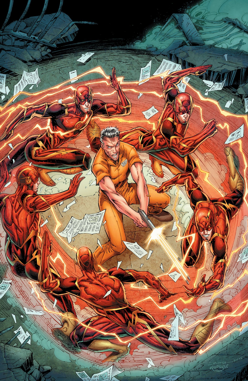 Read online The Flash (2011) comic -  Issue # _TPB 8 (Part 1) - 27