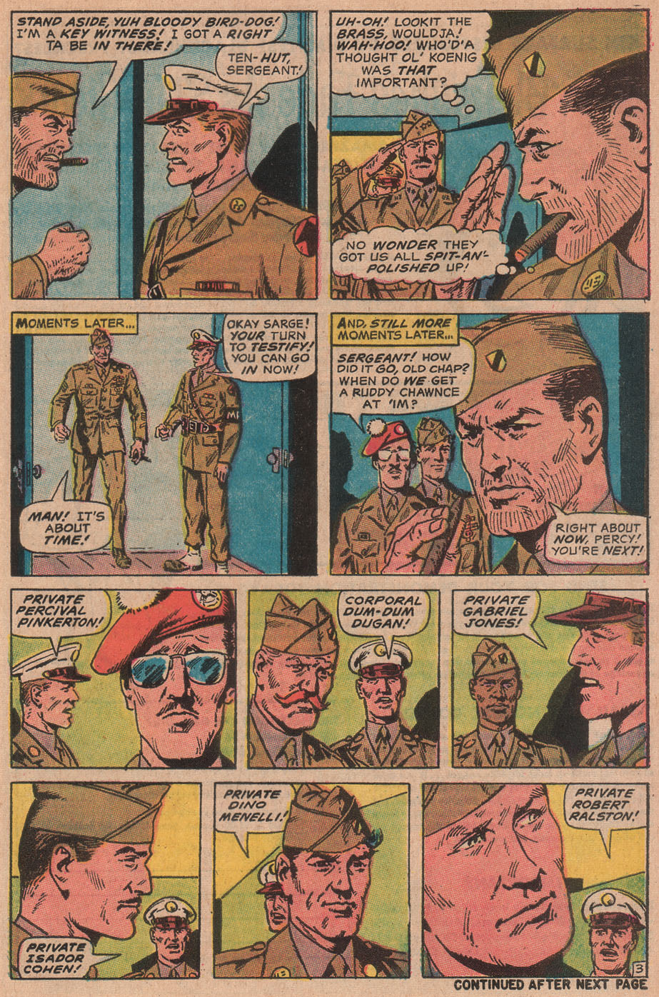Read online Sgt. Fury comic -  Issue #79 - 5